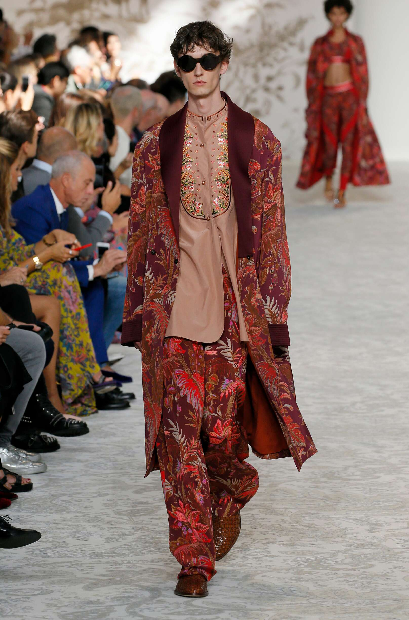 Etro 2018 Milan Men Trends