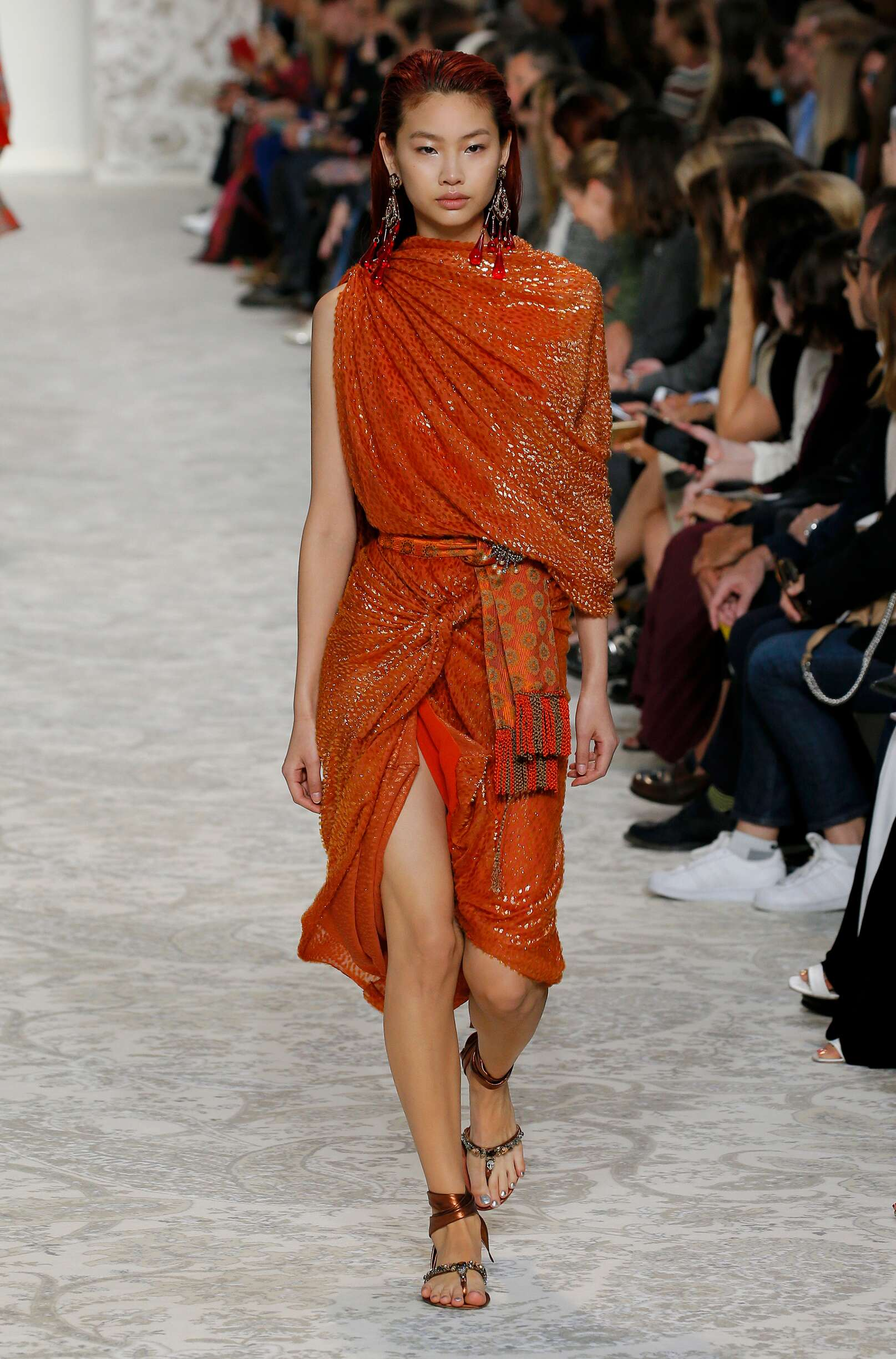 Etro Womenswear Collection Style