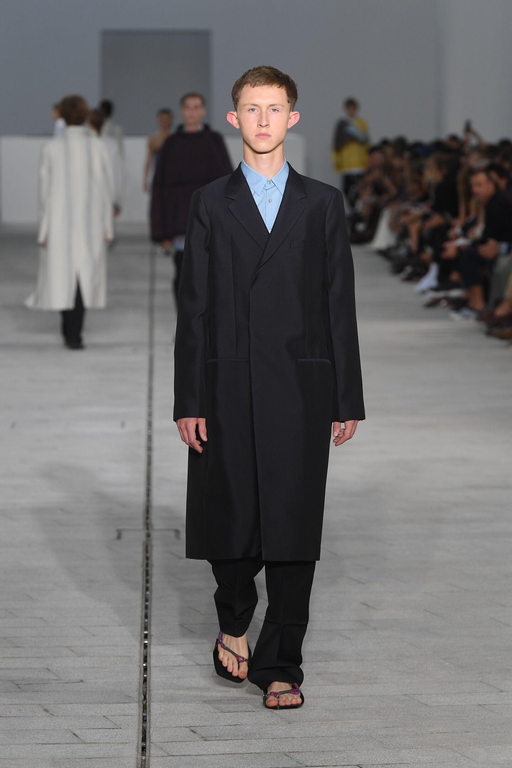 Fashion 2018 Man Style Jil Sander