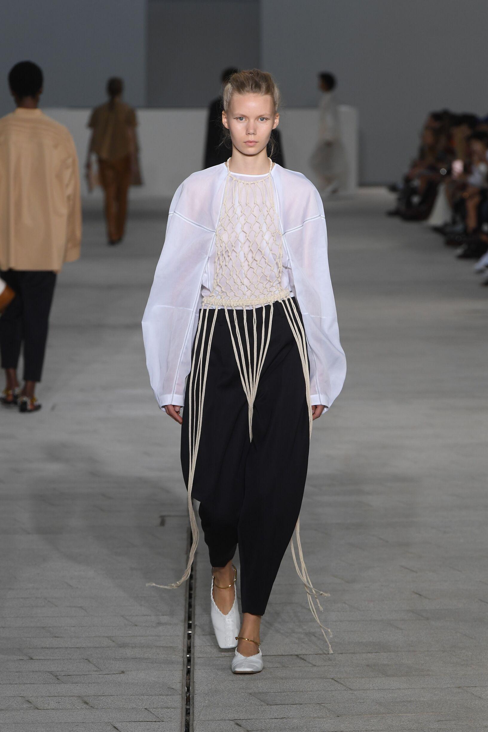Fashion 2018 Womens Style Jil Sander