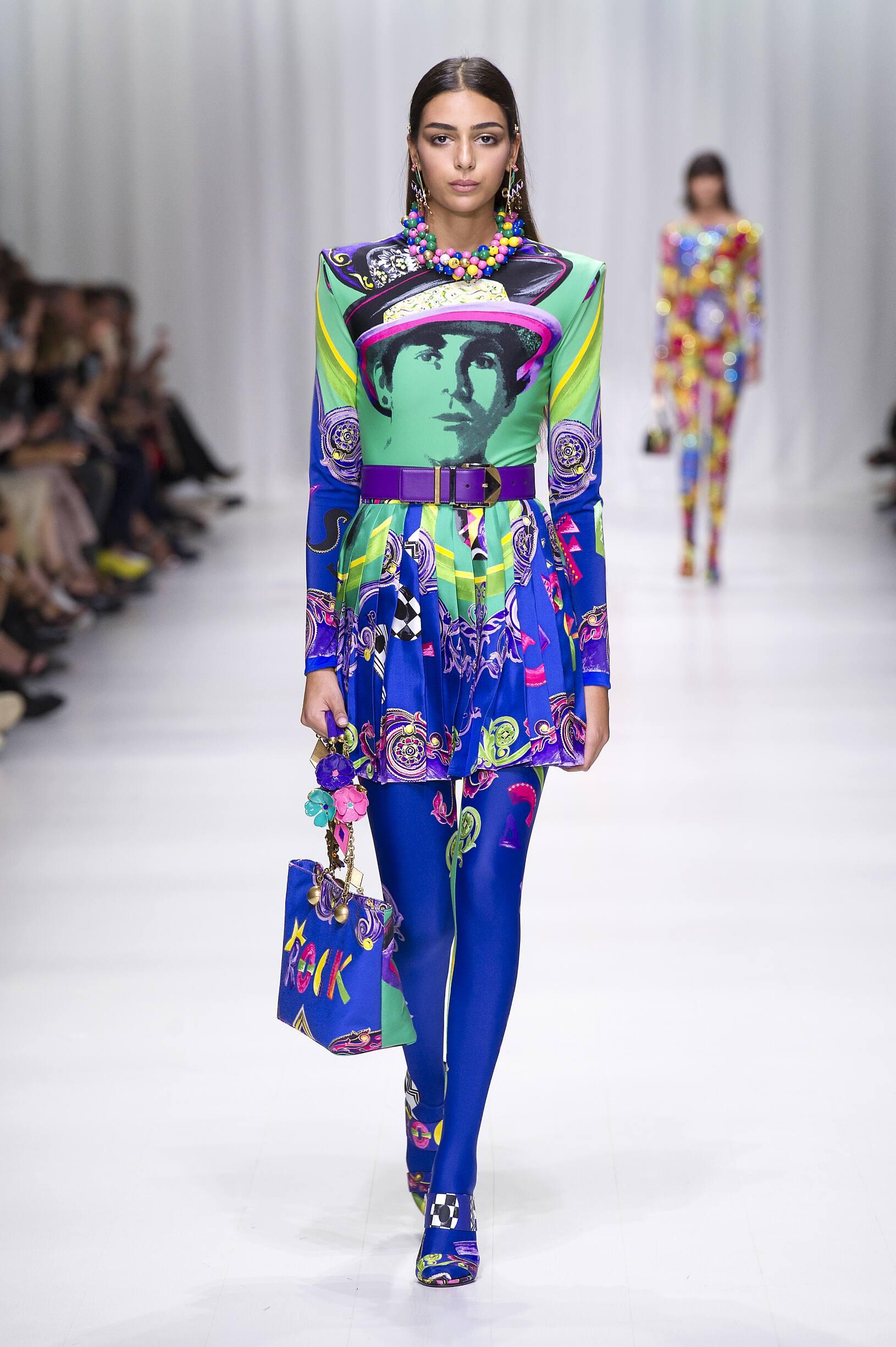 Fashion 2018 Womens Style Versace