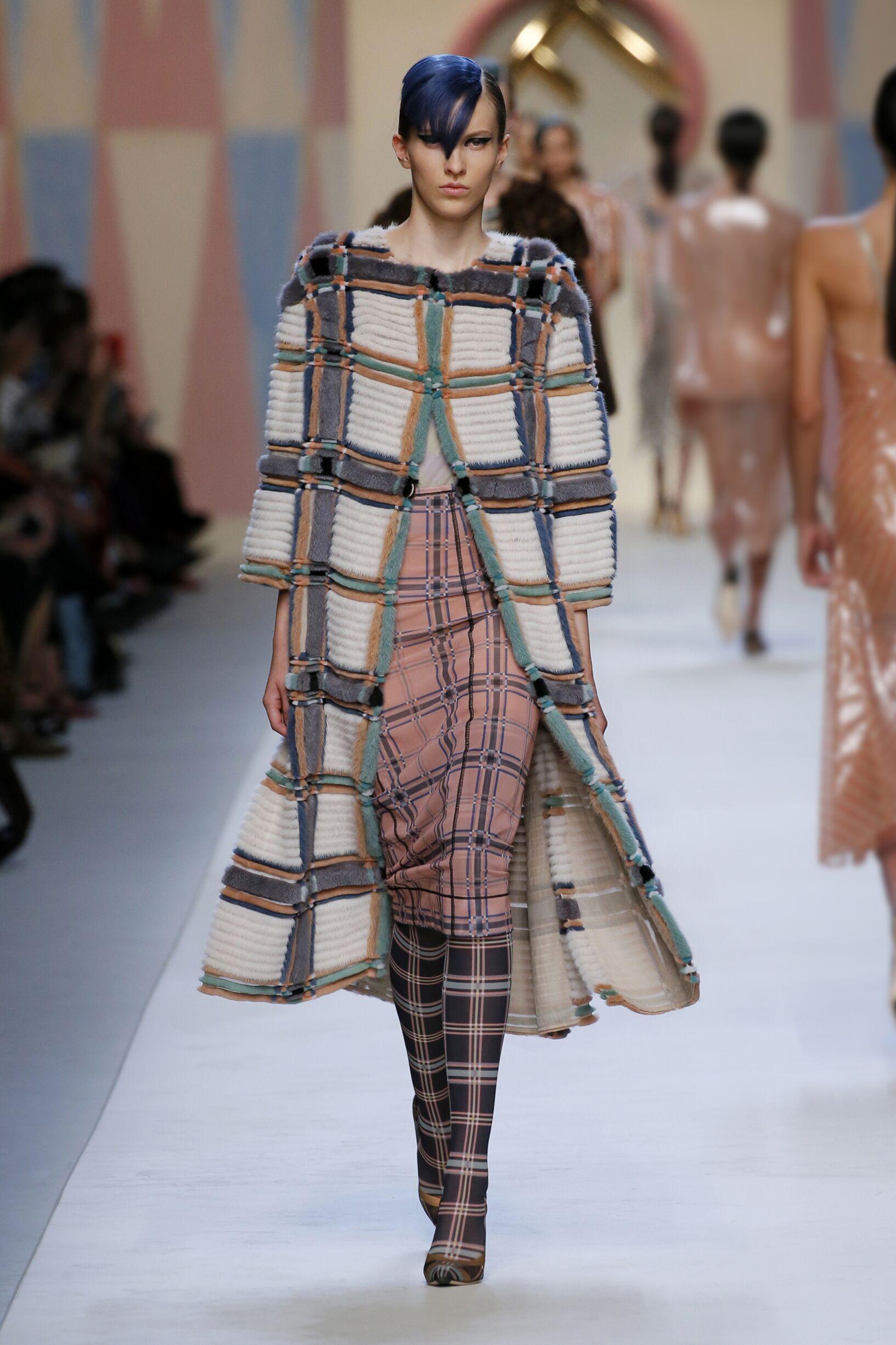 Fashion 2018 Womens Woman Style Fendi