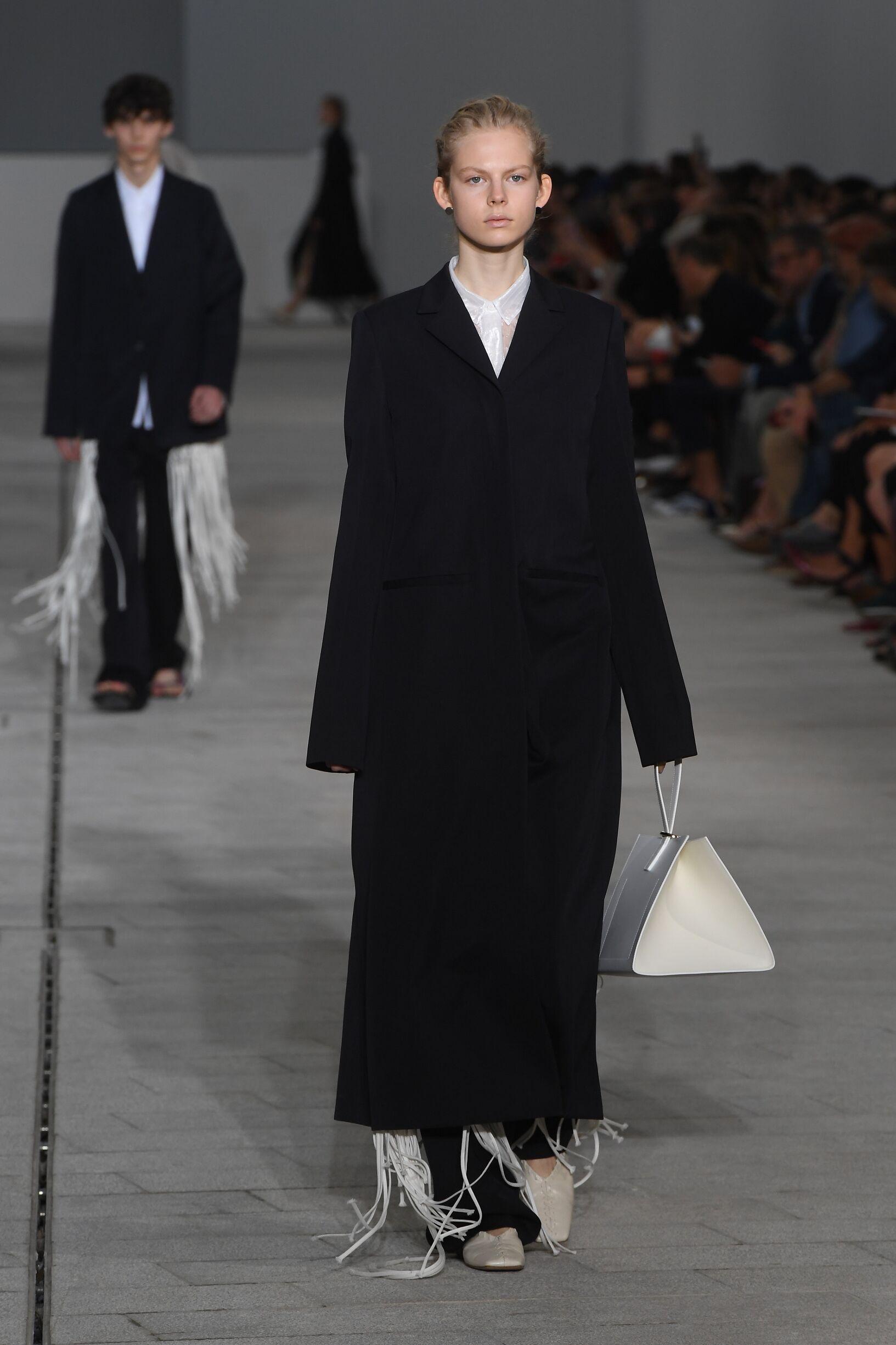 Fashion Week 2018 Catwalk Jil Sander