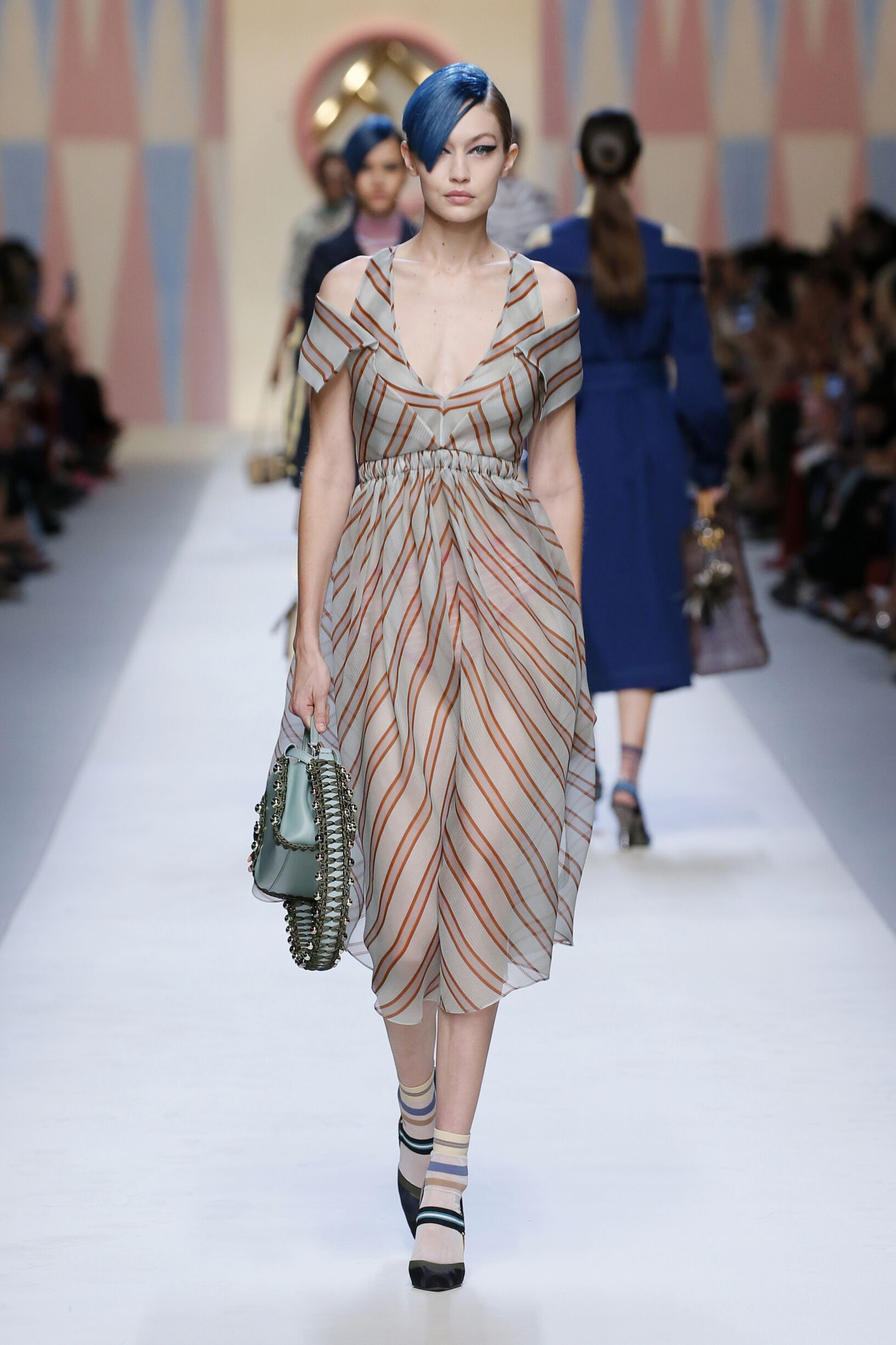 Fendi Milan Fashion Week Womenswear