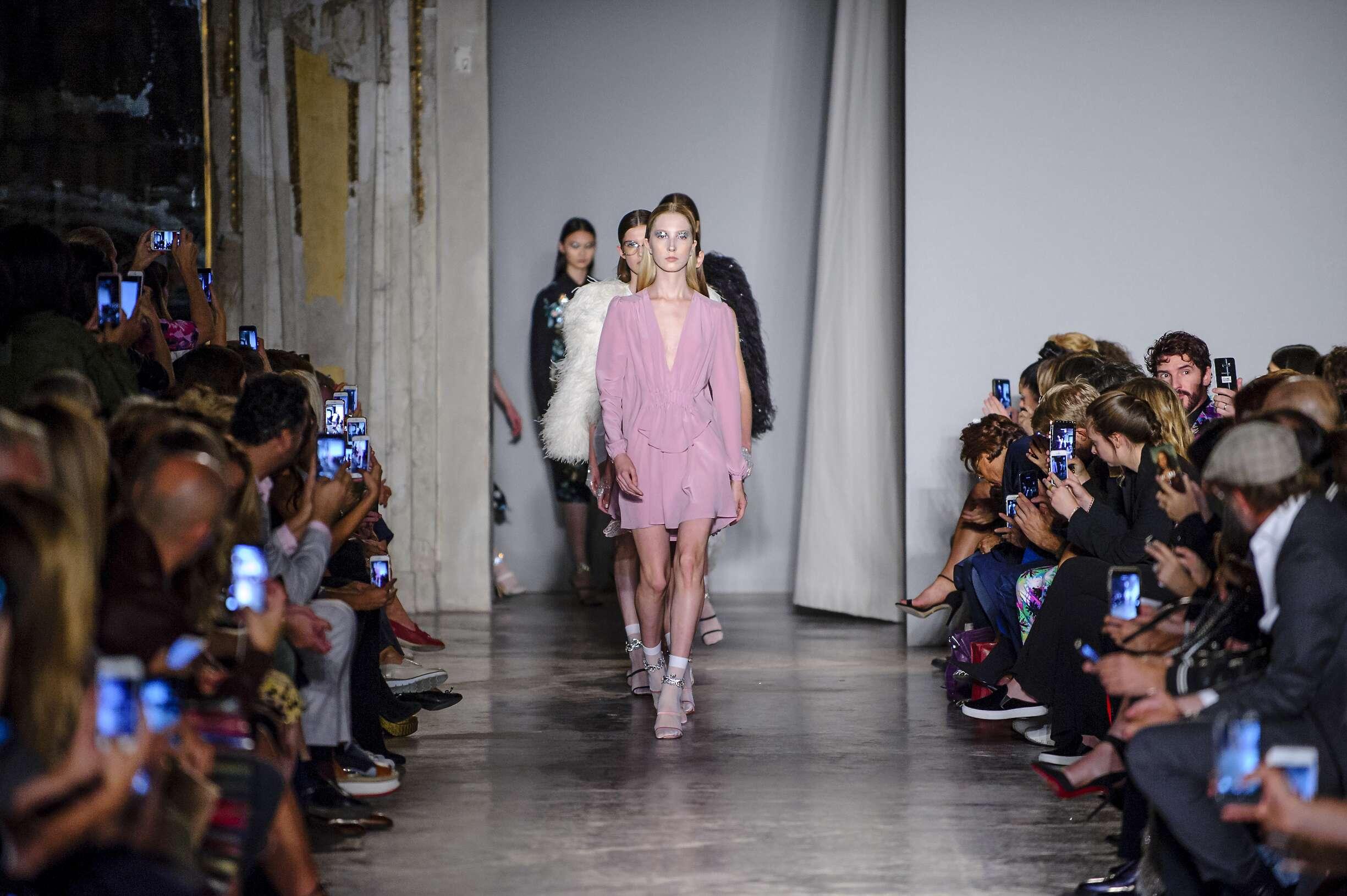 Finale Fashion Show Francesco Scognamiglio