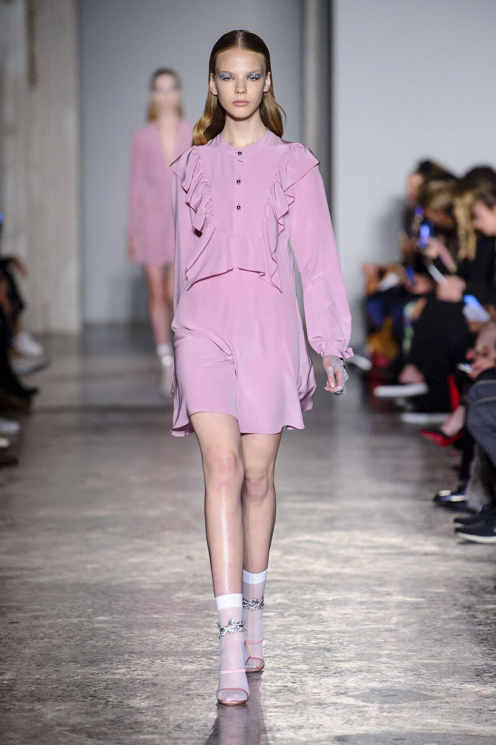 Francesco Scognamiglio Fashion Show SS 2018