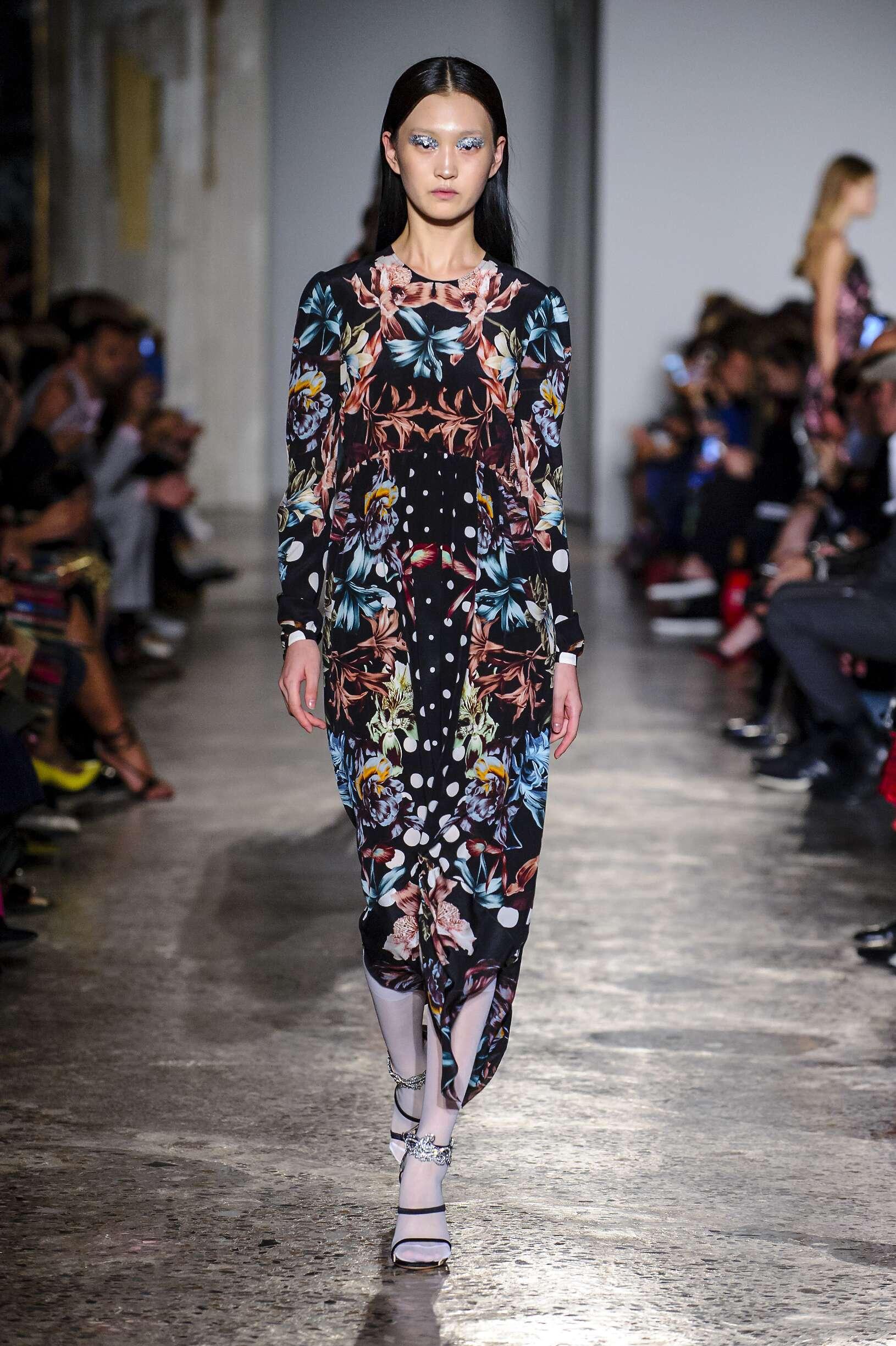 Francesco Scognamiglio SS 2018 Womenswear