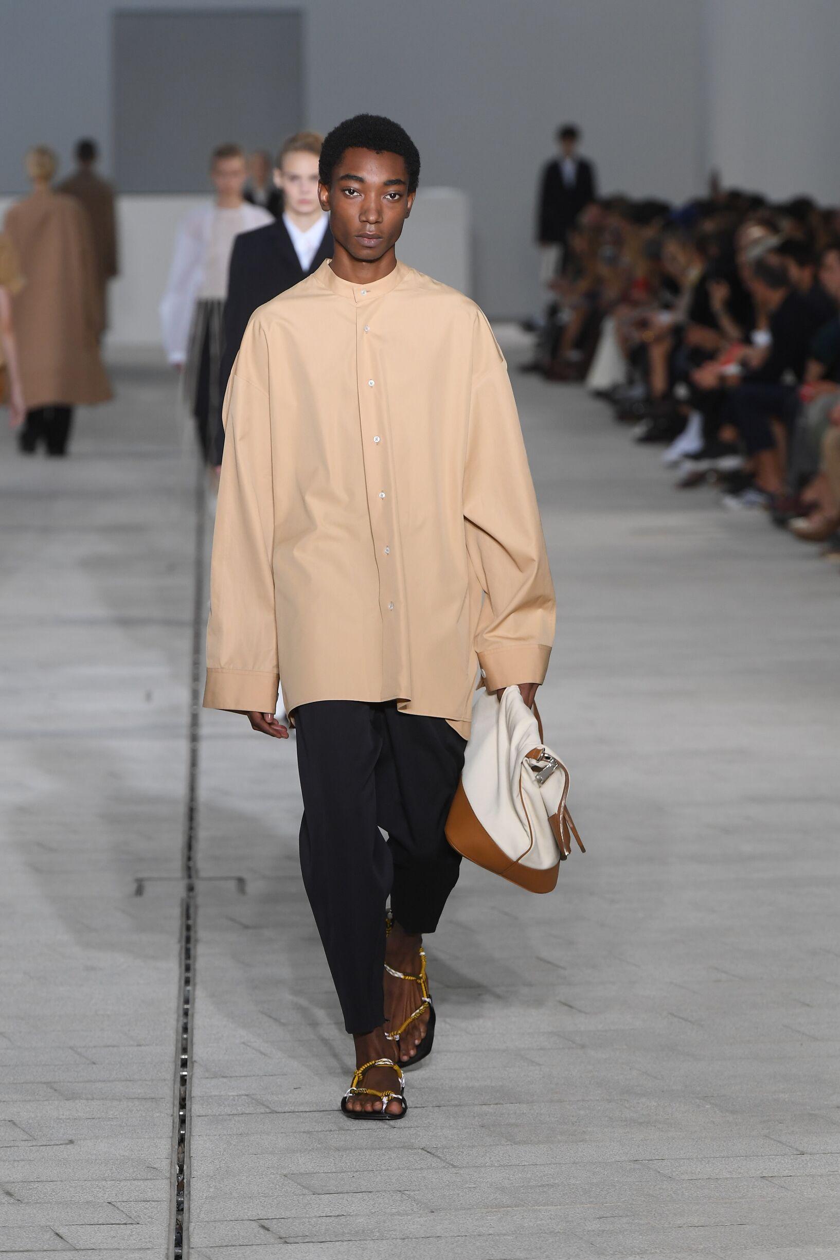 Jil Sander 2018 Milan Trends
