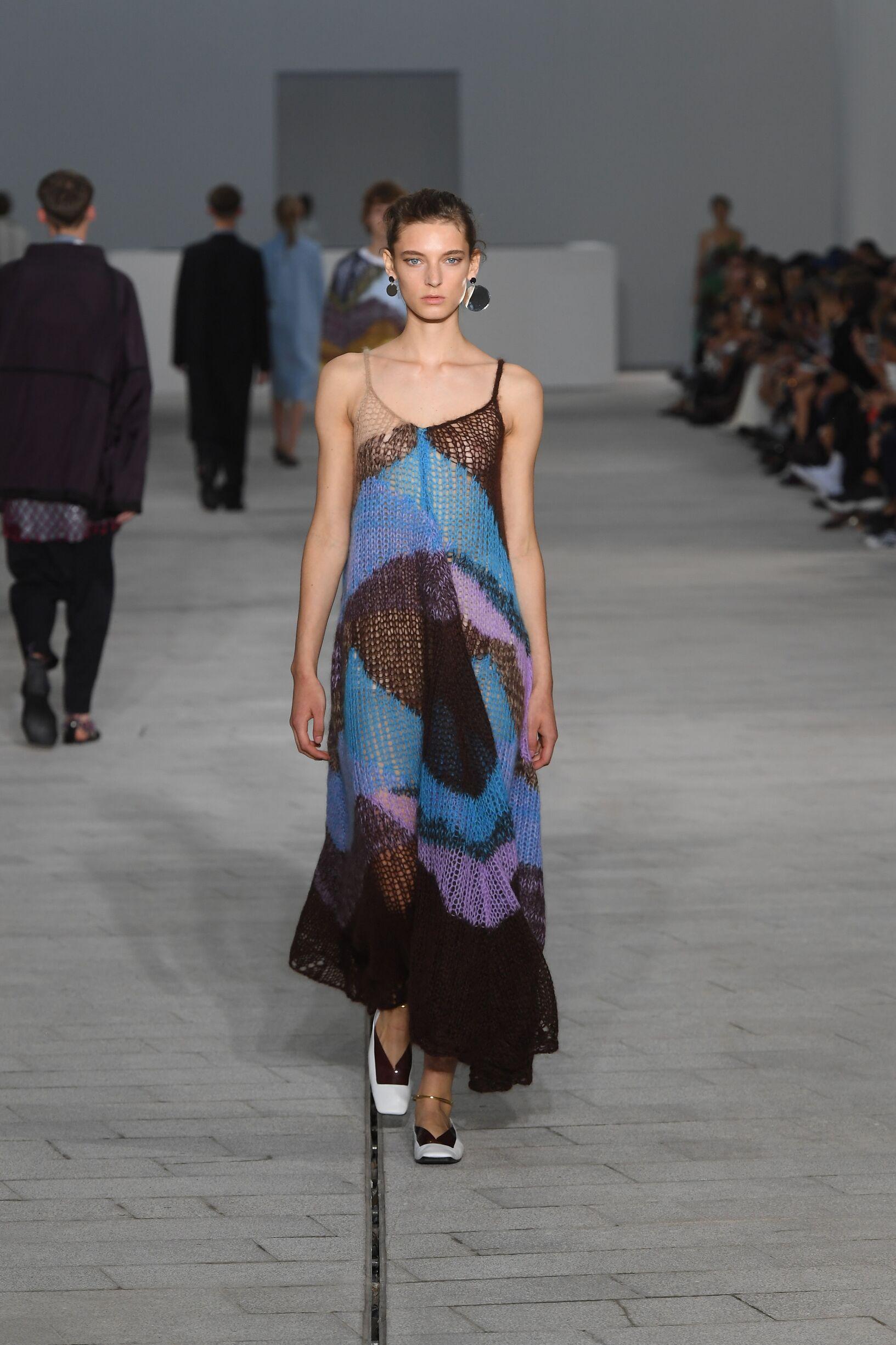 Jil Sander 2018 Milan Women Trends