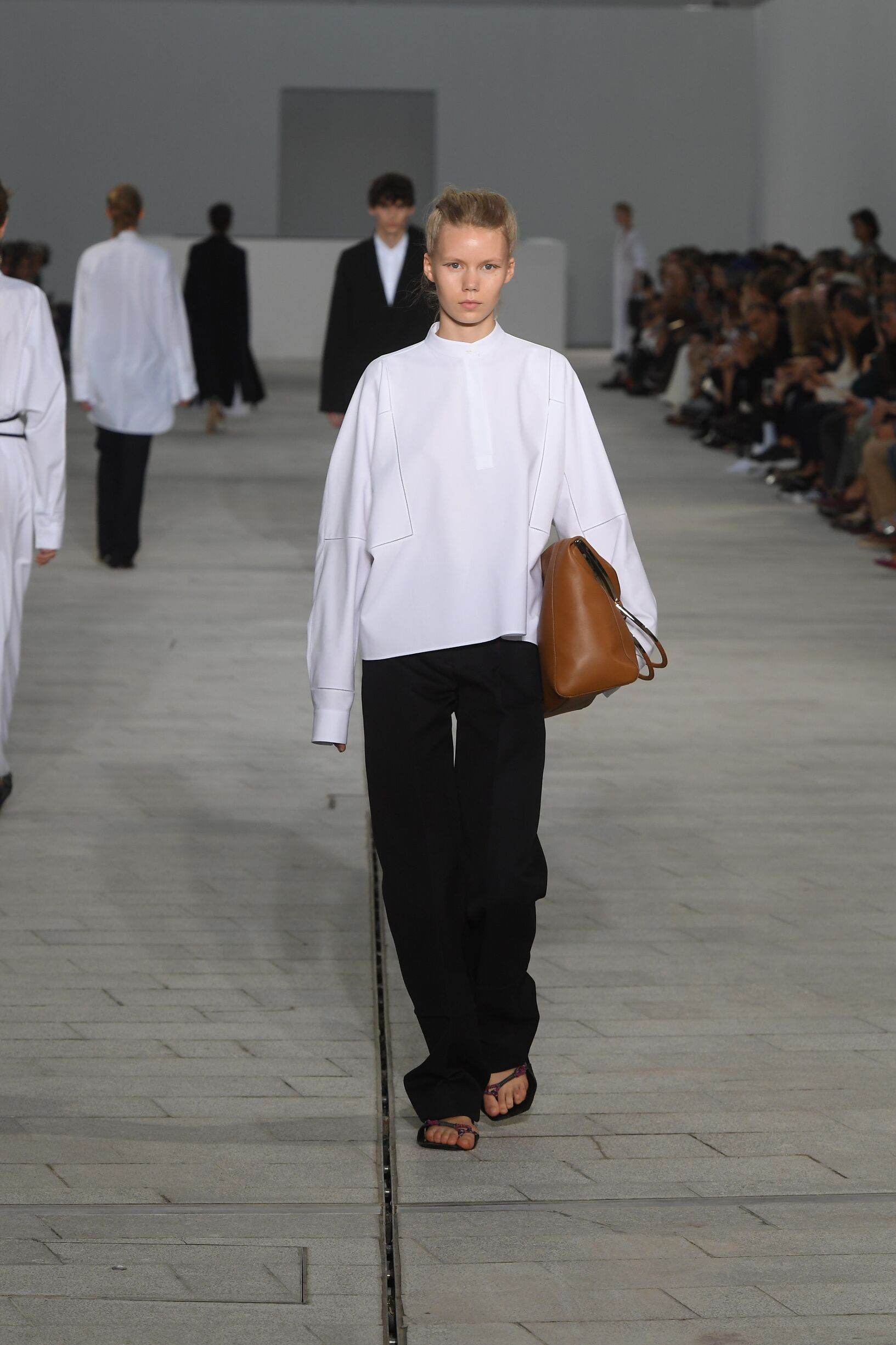 Jil Sander Catwalk