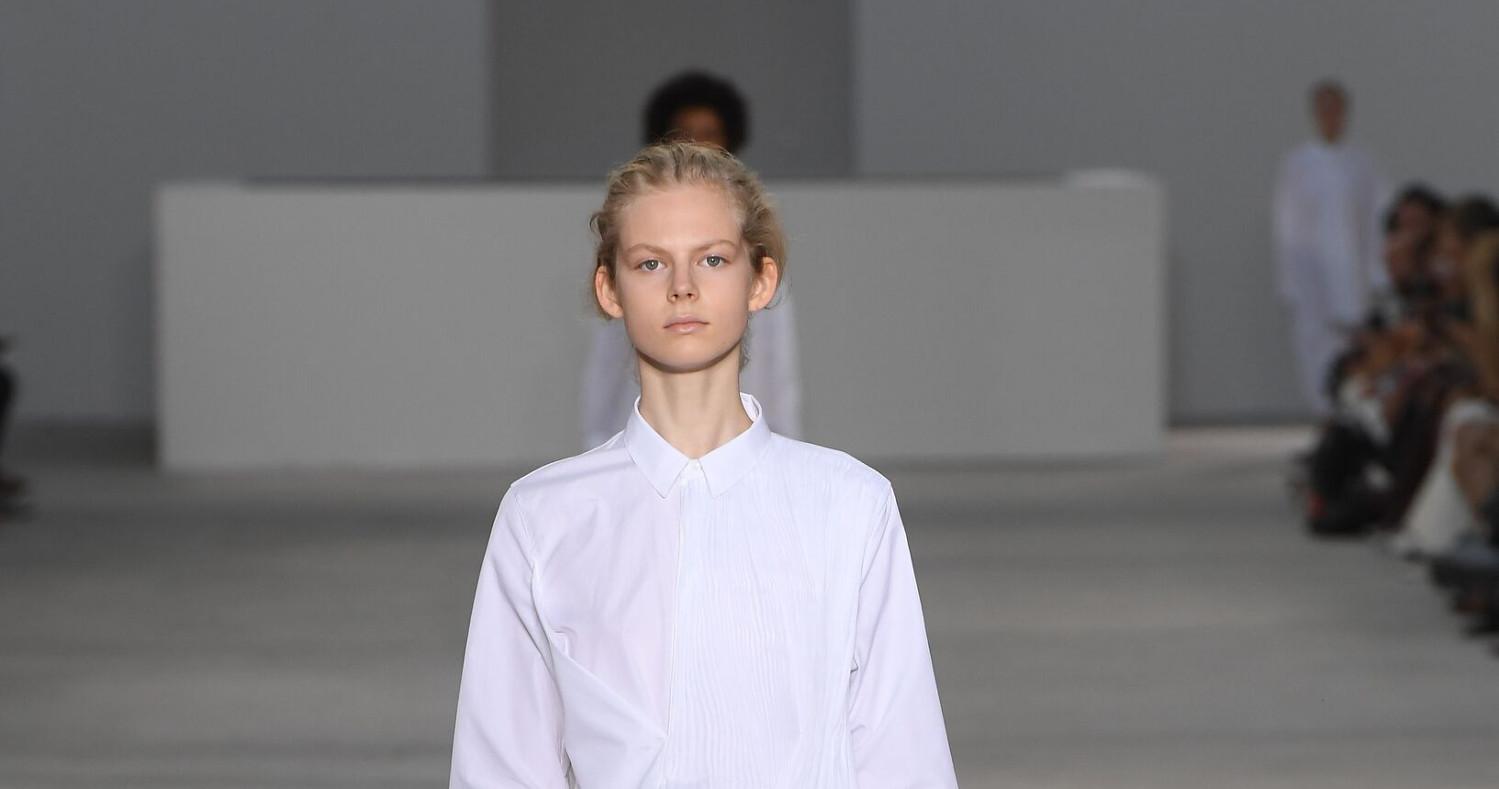 Jil Sander Fashion Show SS 2018 Milan
