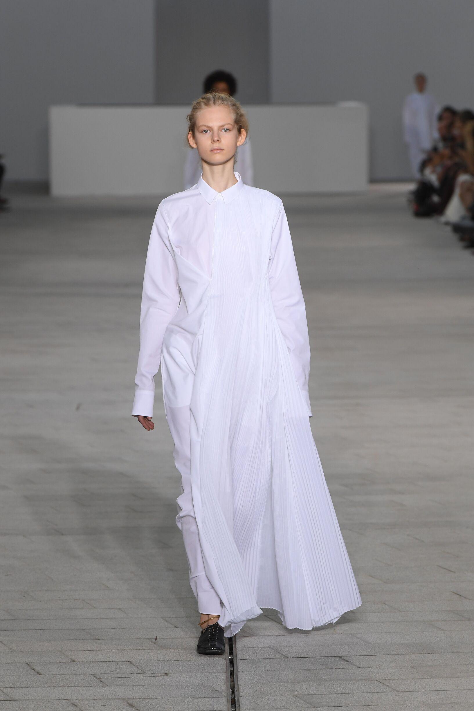 Jil Sander Fashion Show SS 2018