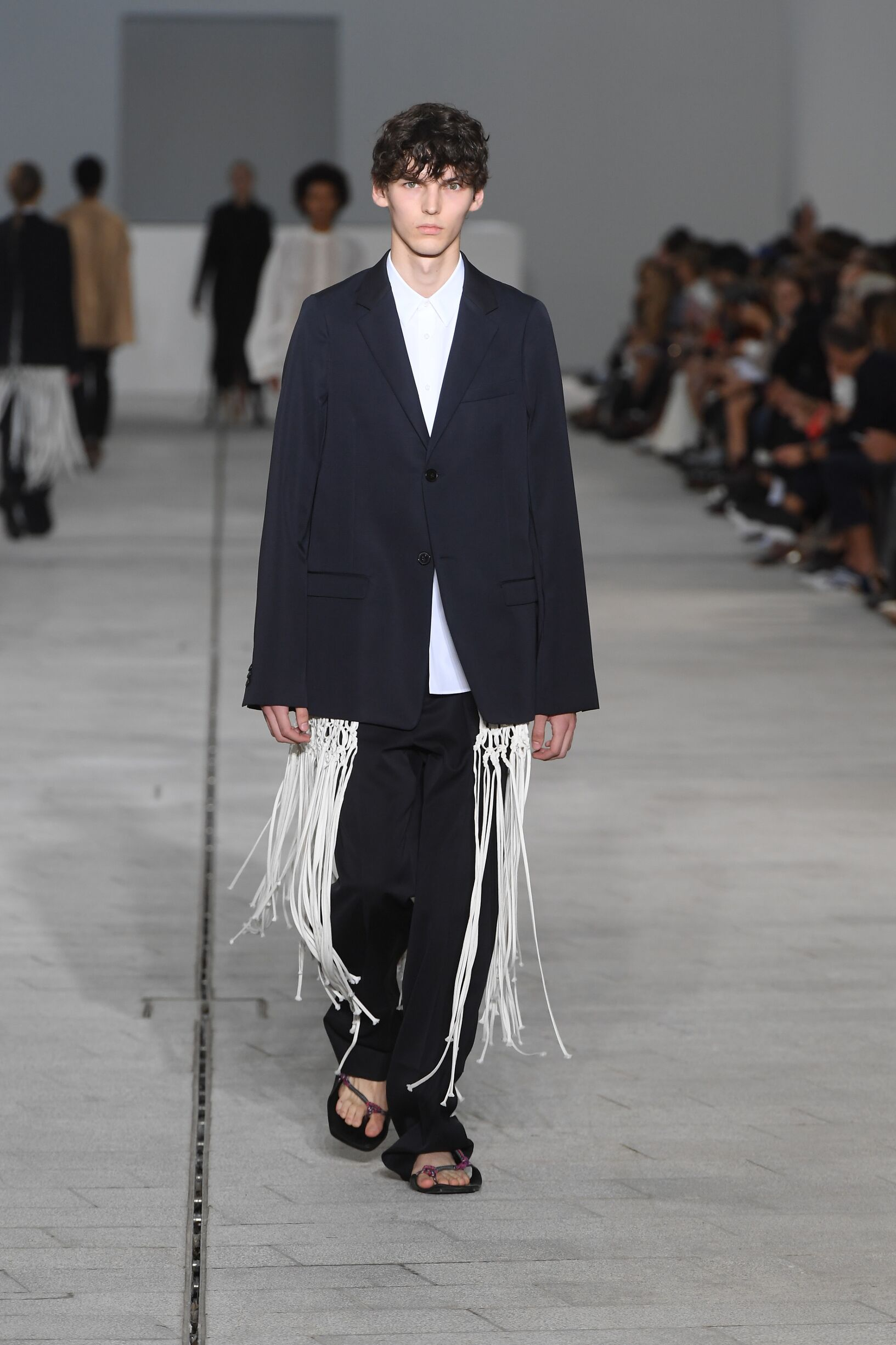 Jil Sander Menswear Collection Trends
