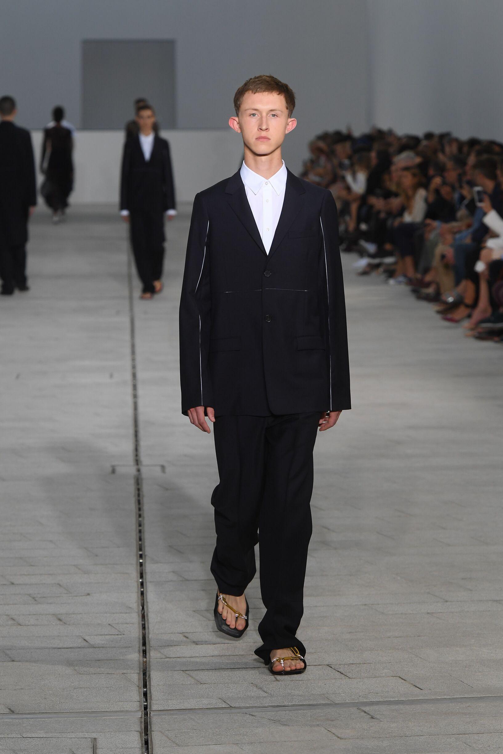 Jil Sander Milan Fashion Week Menswear