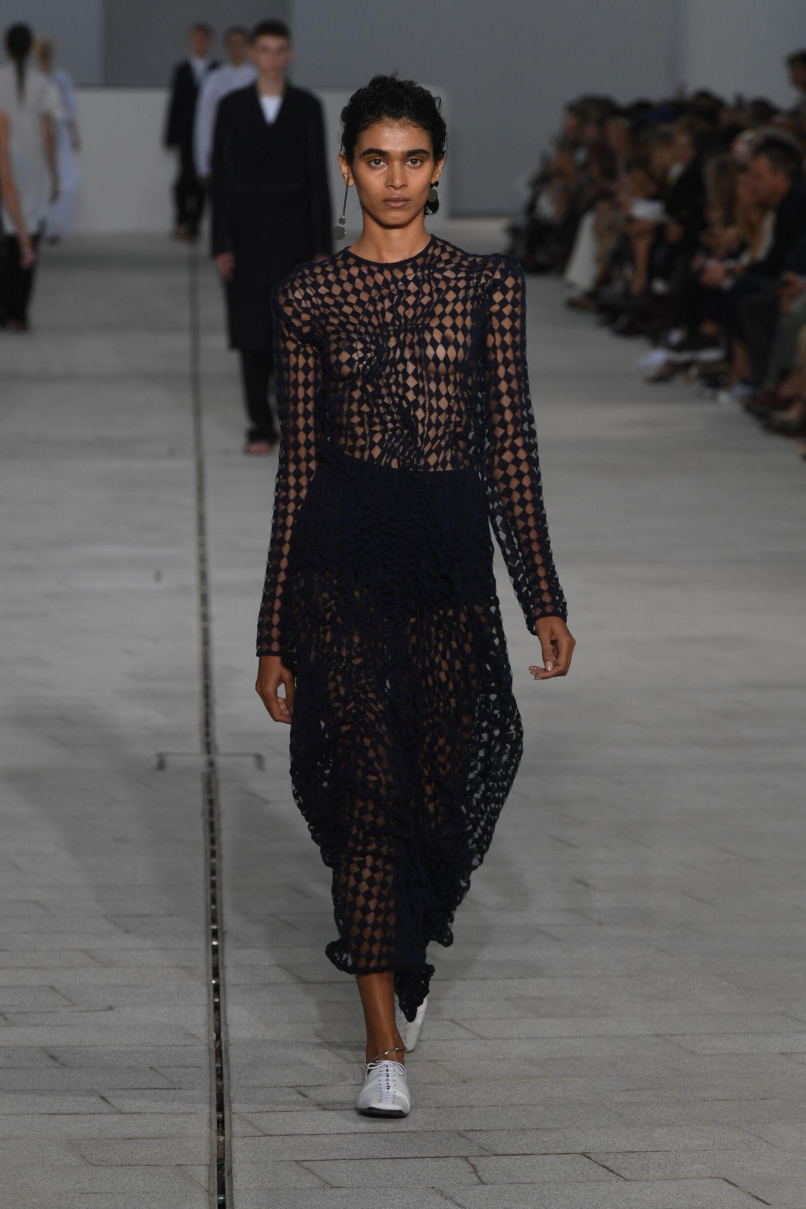 Jil Sander SS 2018 Womenswear