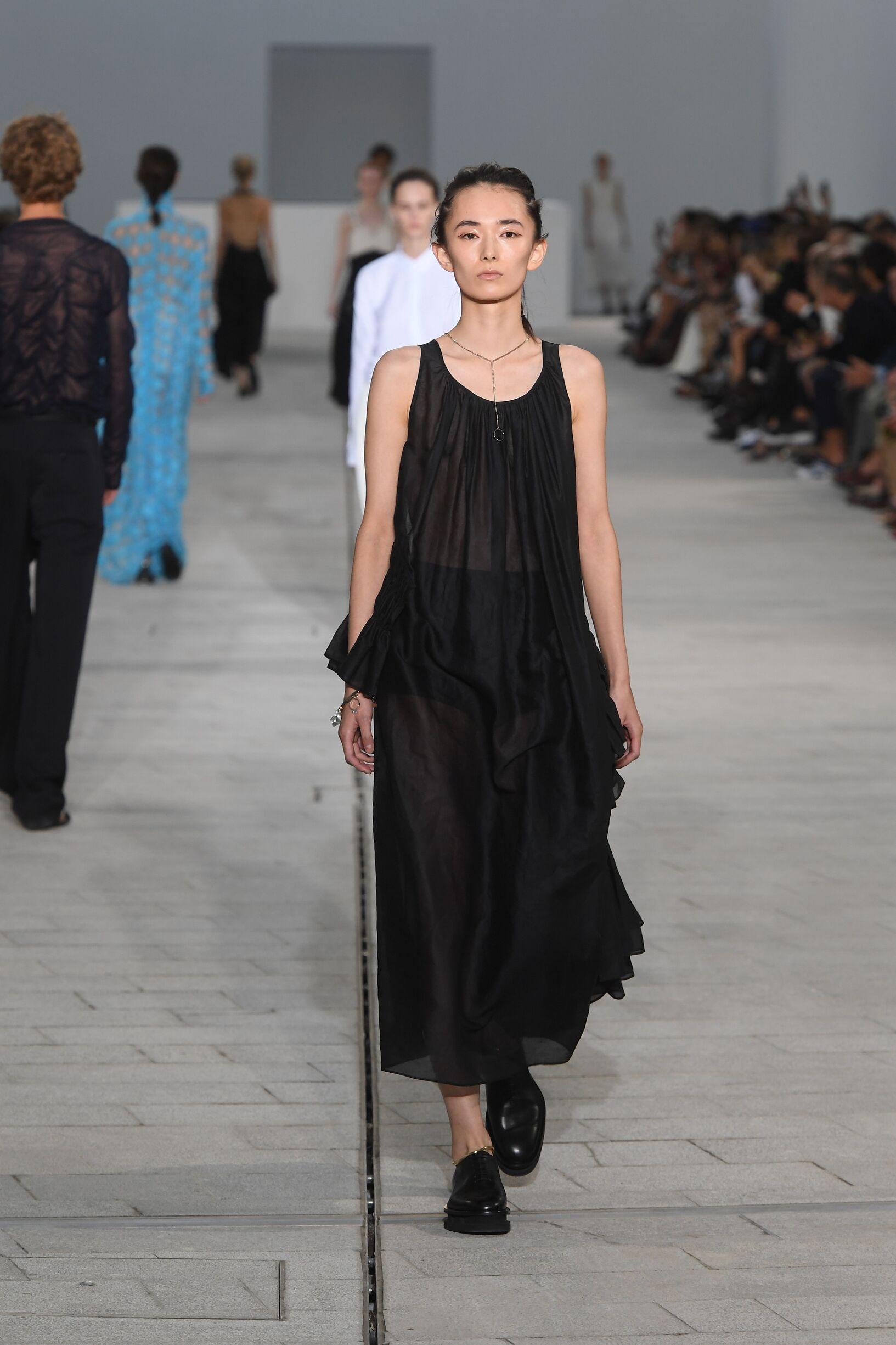 Jil Sander Woman Style