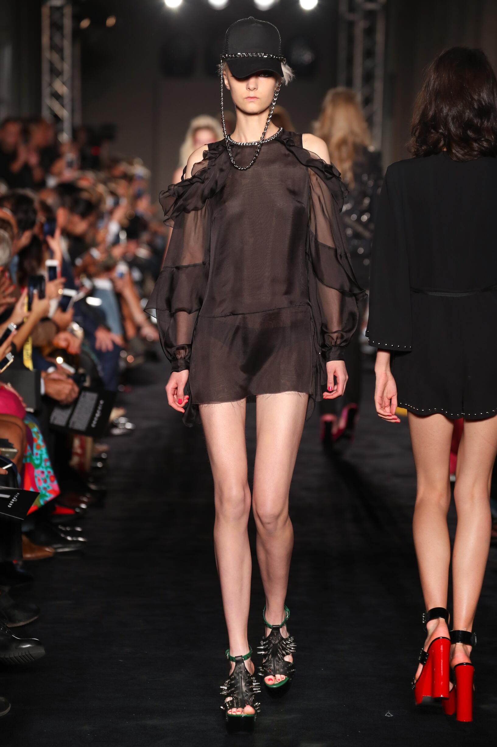 John Richmond Milan Fashion Week Womenswear