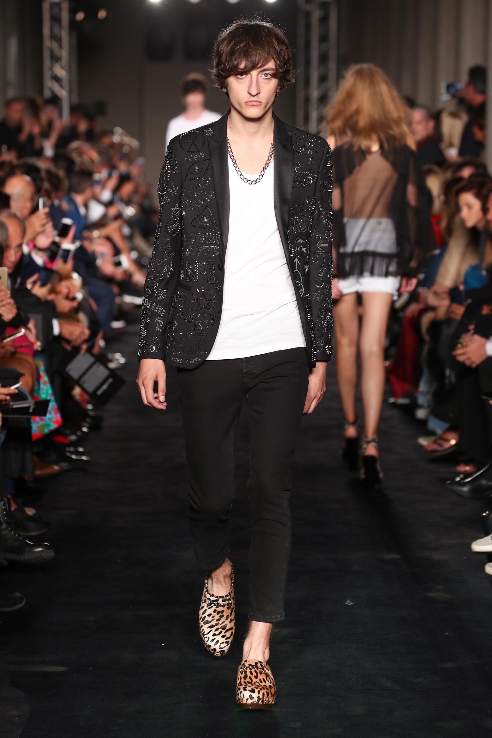 John Richmond Milan Fashion Week