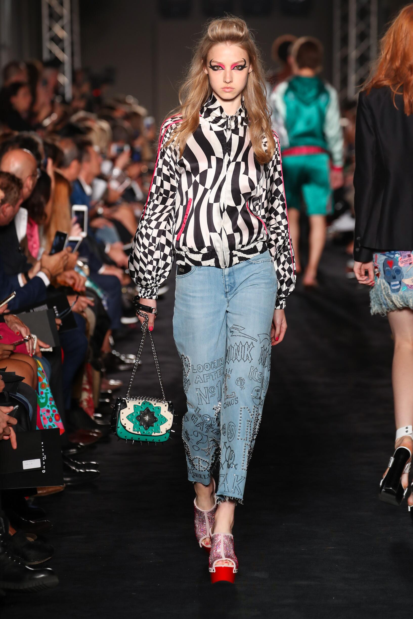 John Richmond Spring Summer 2018 Womens Collection Milan Fashion Week