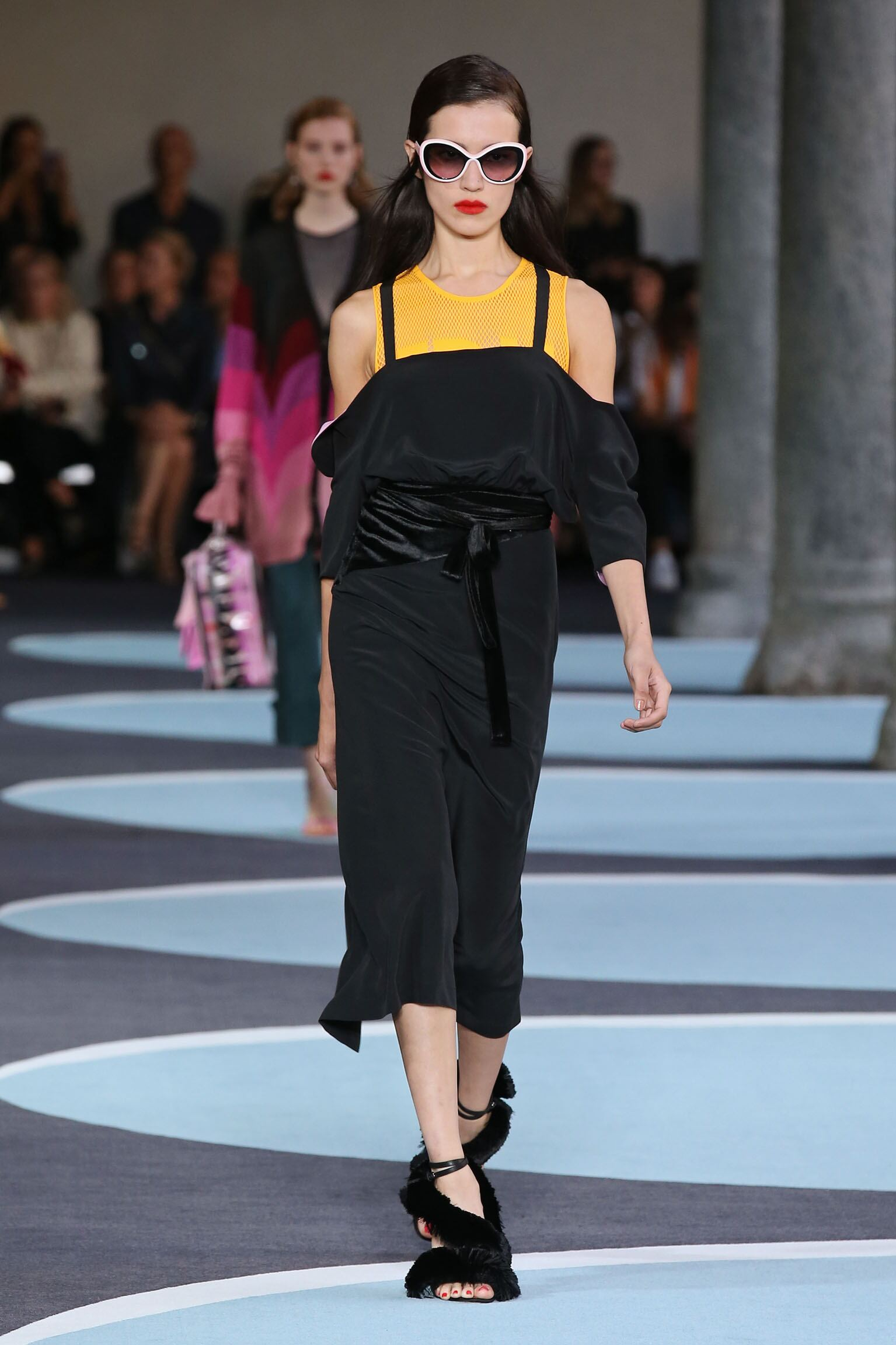 Marco De Vincenzo Milan Fashion Week Womenswear