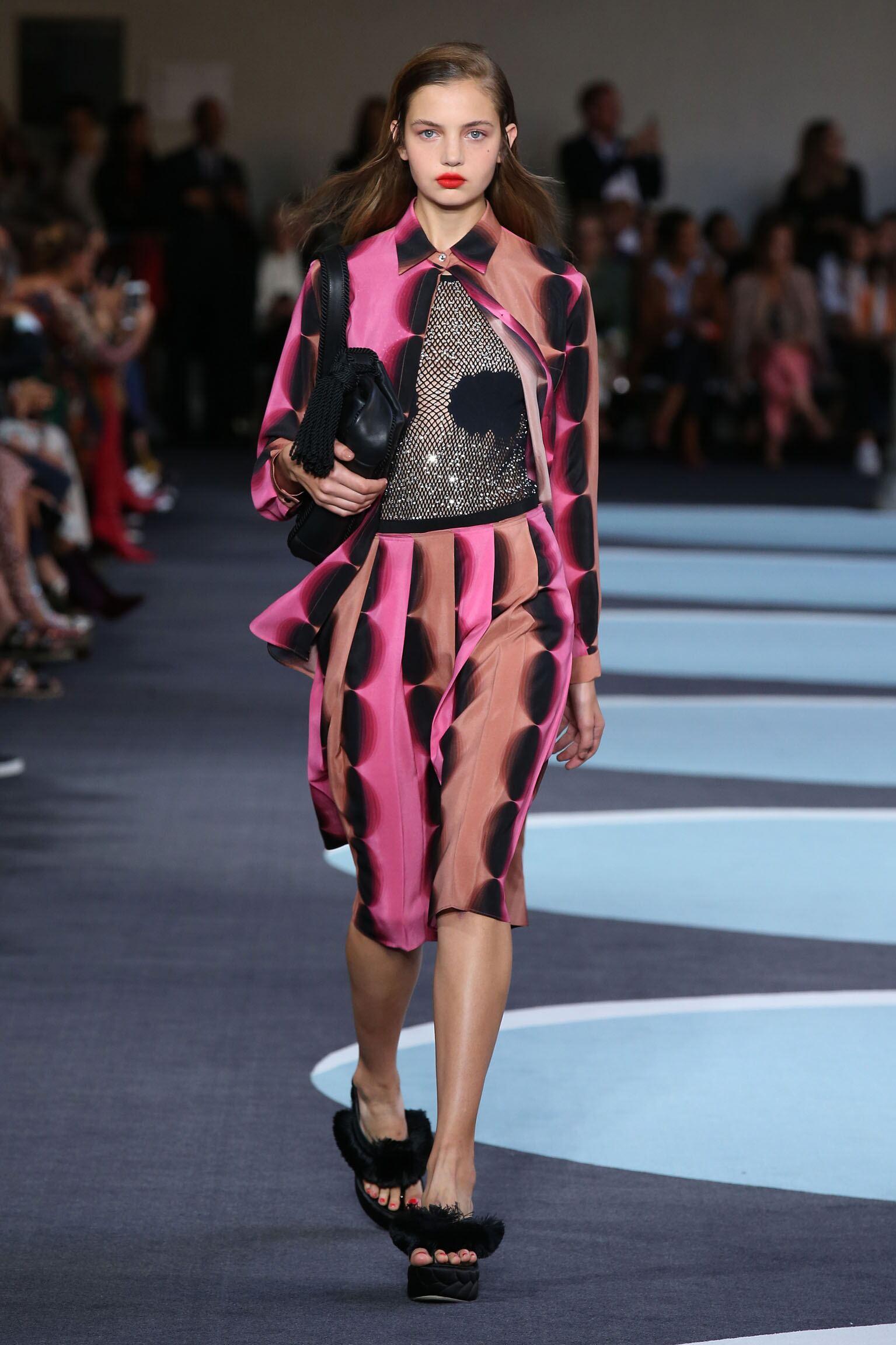 Marco De Vincenzo Milan Fashion Week