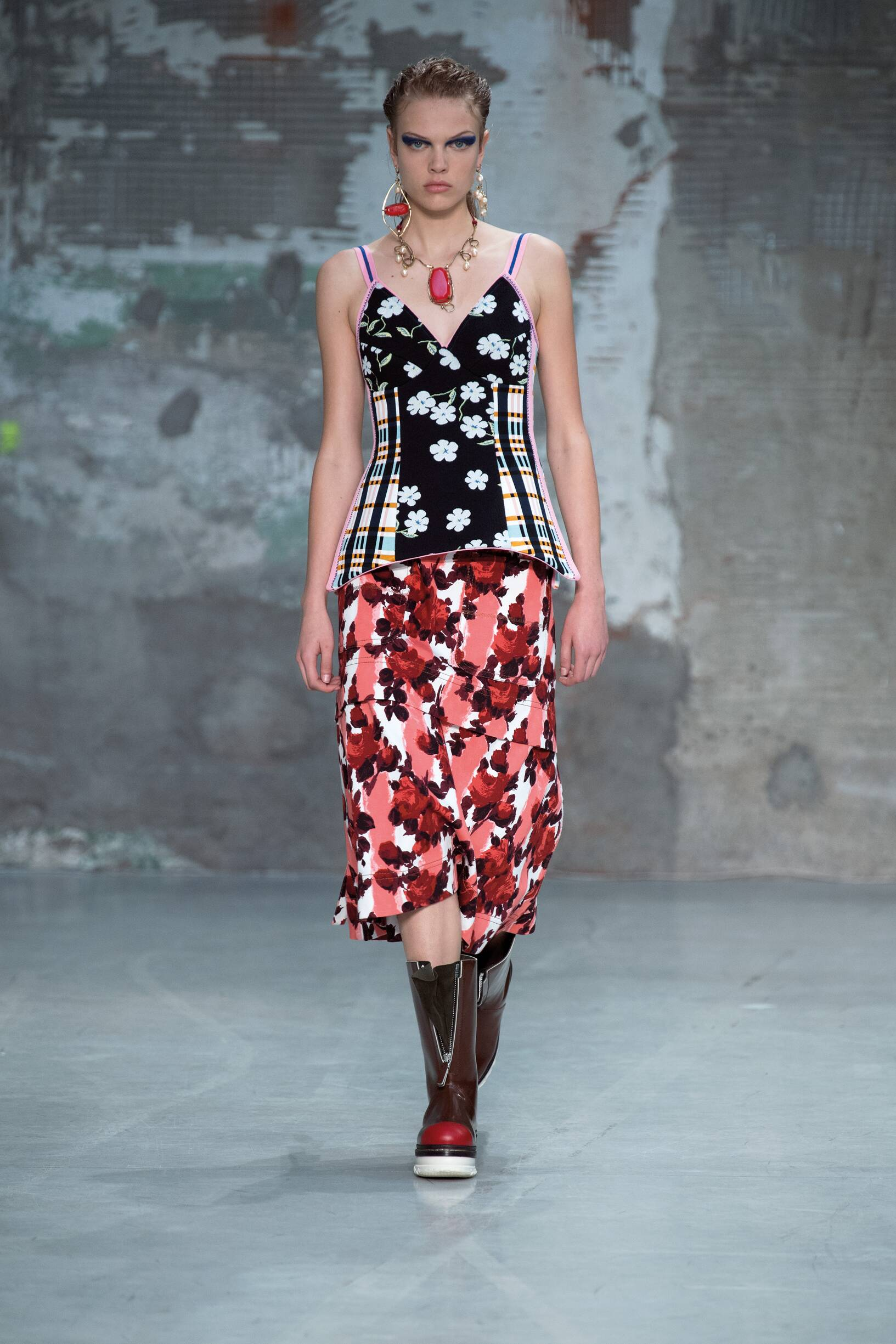 Marni Fashion Show