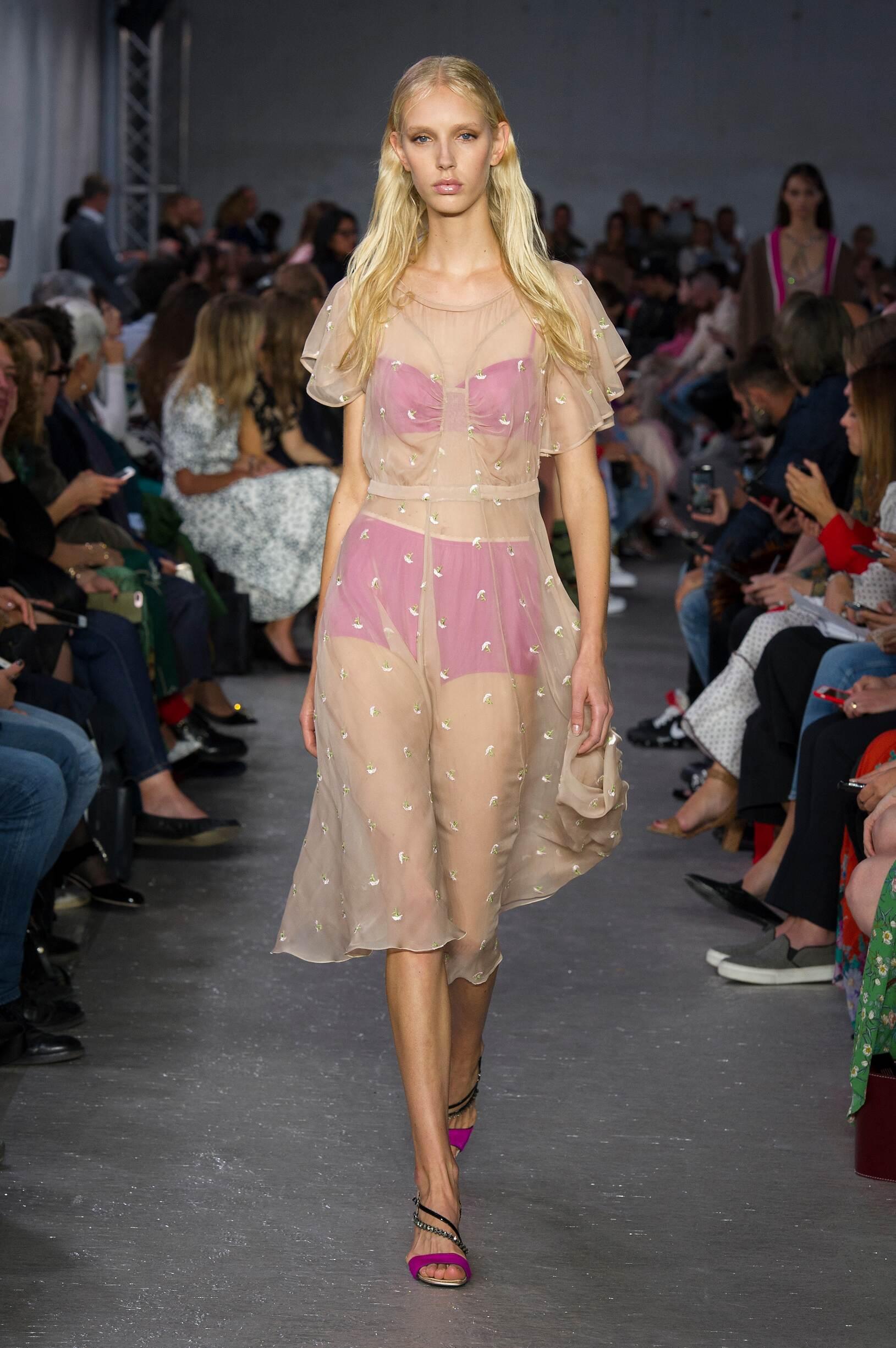 N°21 SS 2018 Womenswear