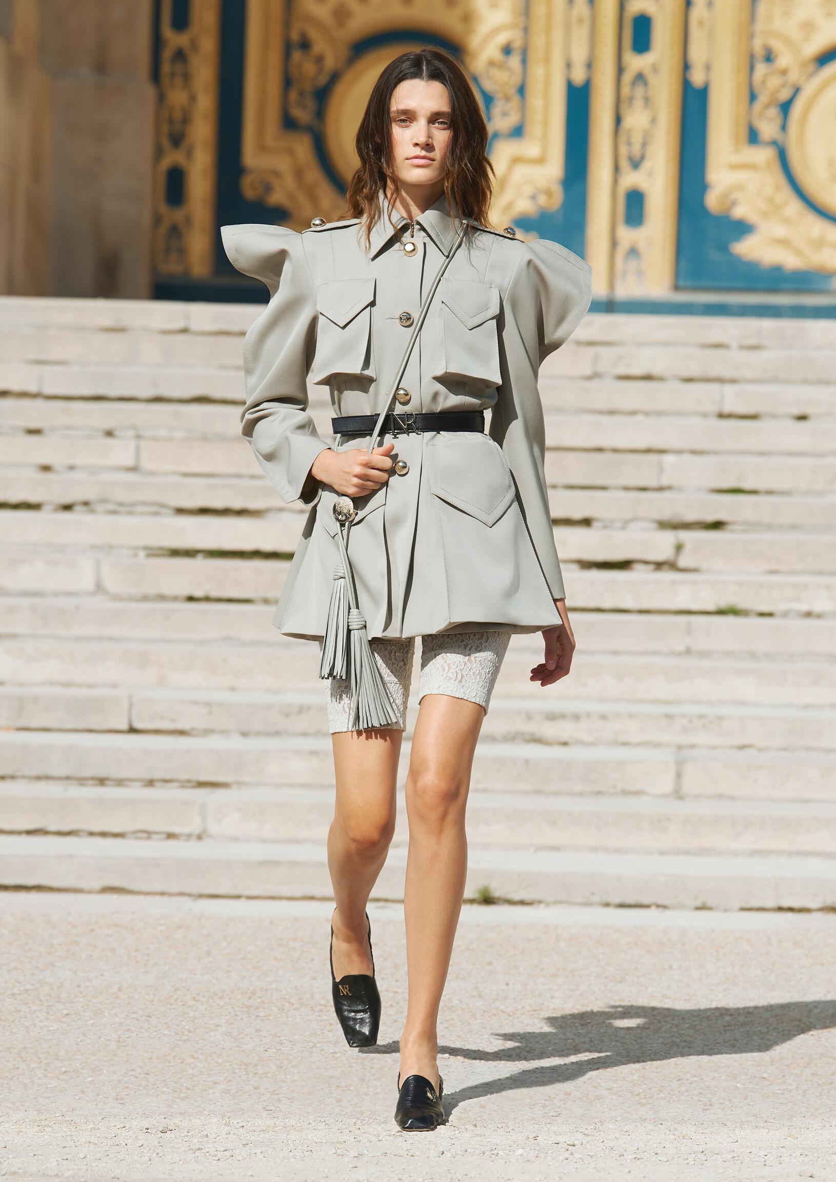 Nina Ricci Fashion Show SS 2018