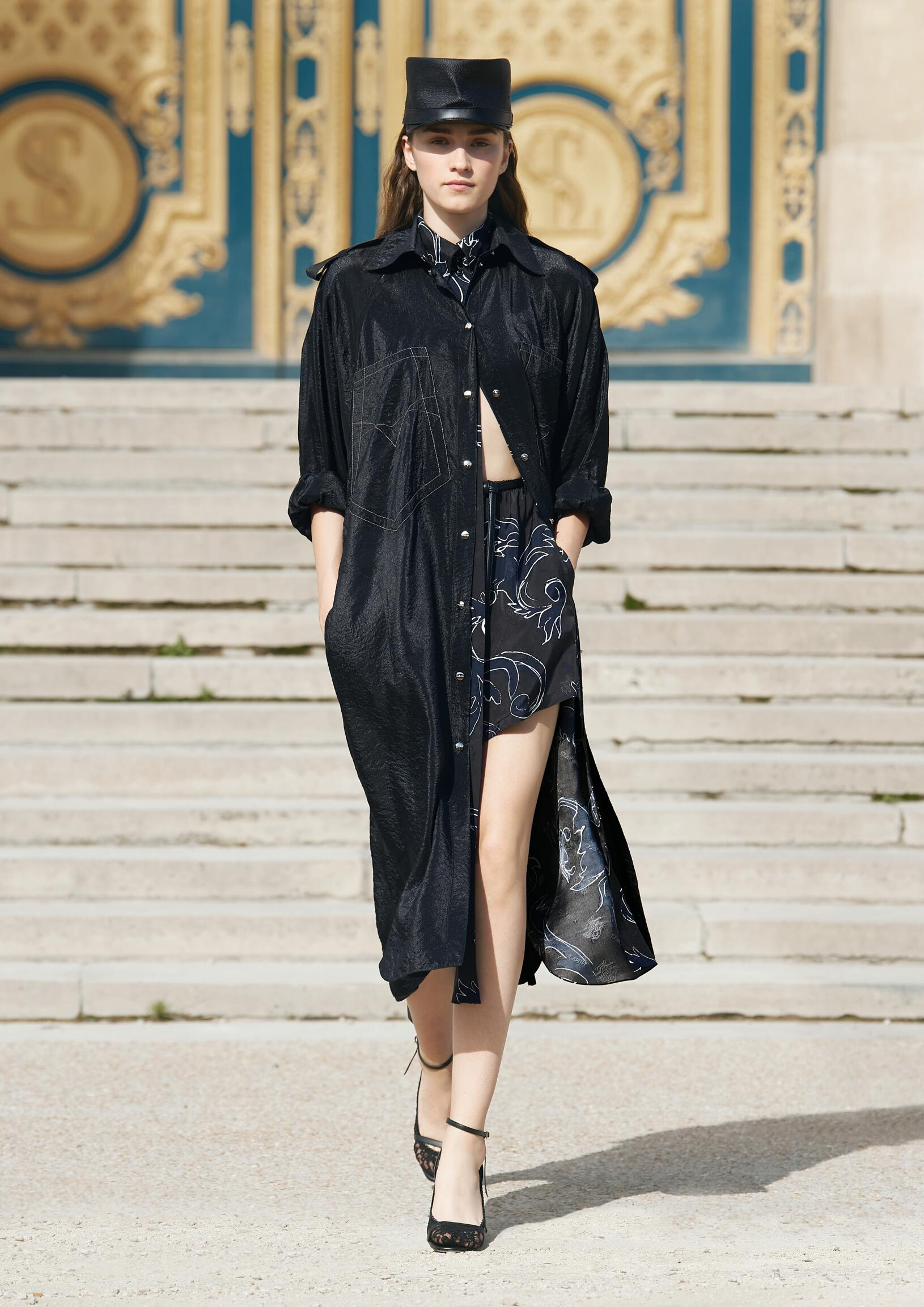 Nina Ricci Paris Fashion Week Womenswear