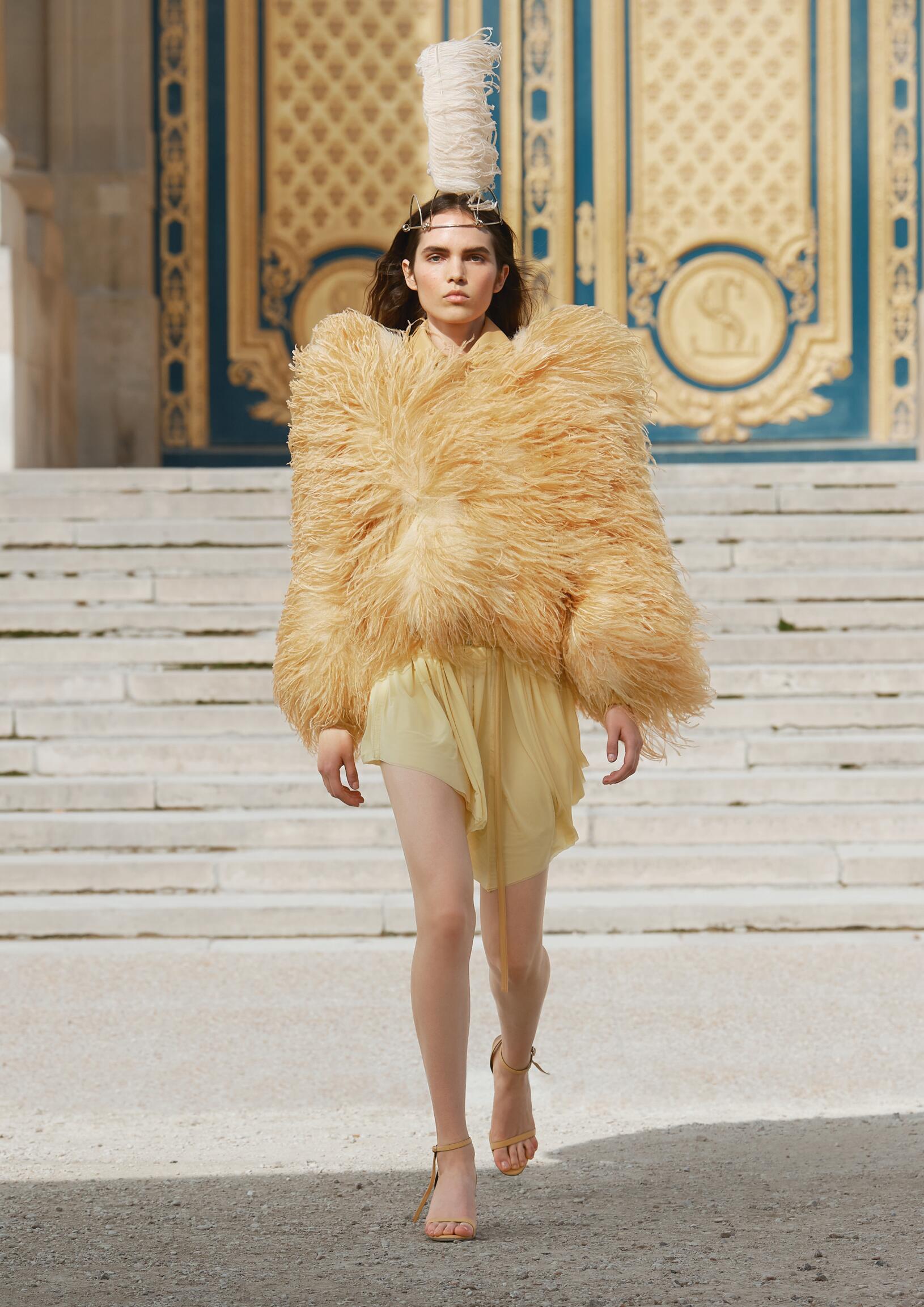 Nina Ricci Paris Fashion Week