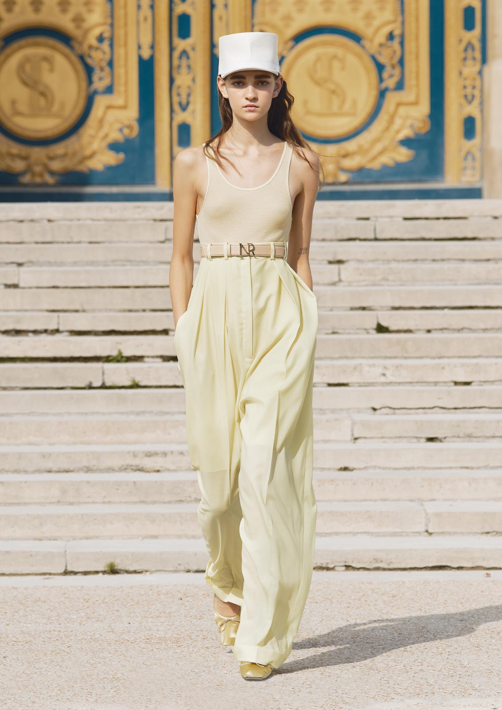 Nina Ricci SS 2018 Womenswear