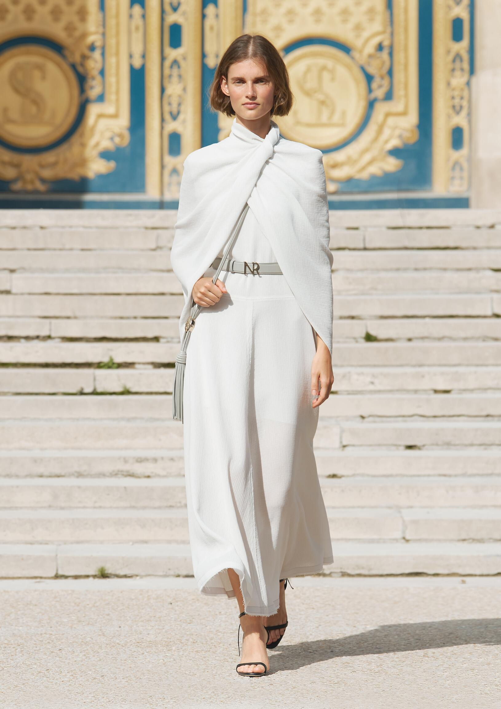 Nina Ricci Summer 2018 Catwalk