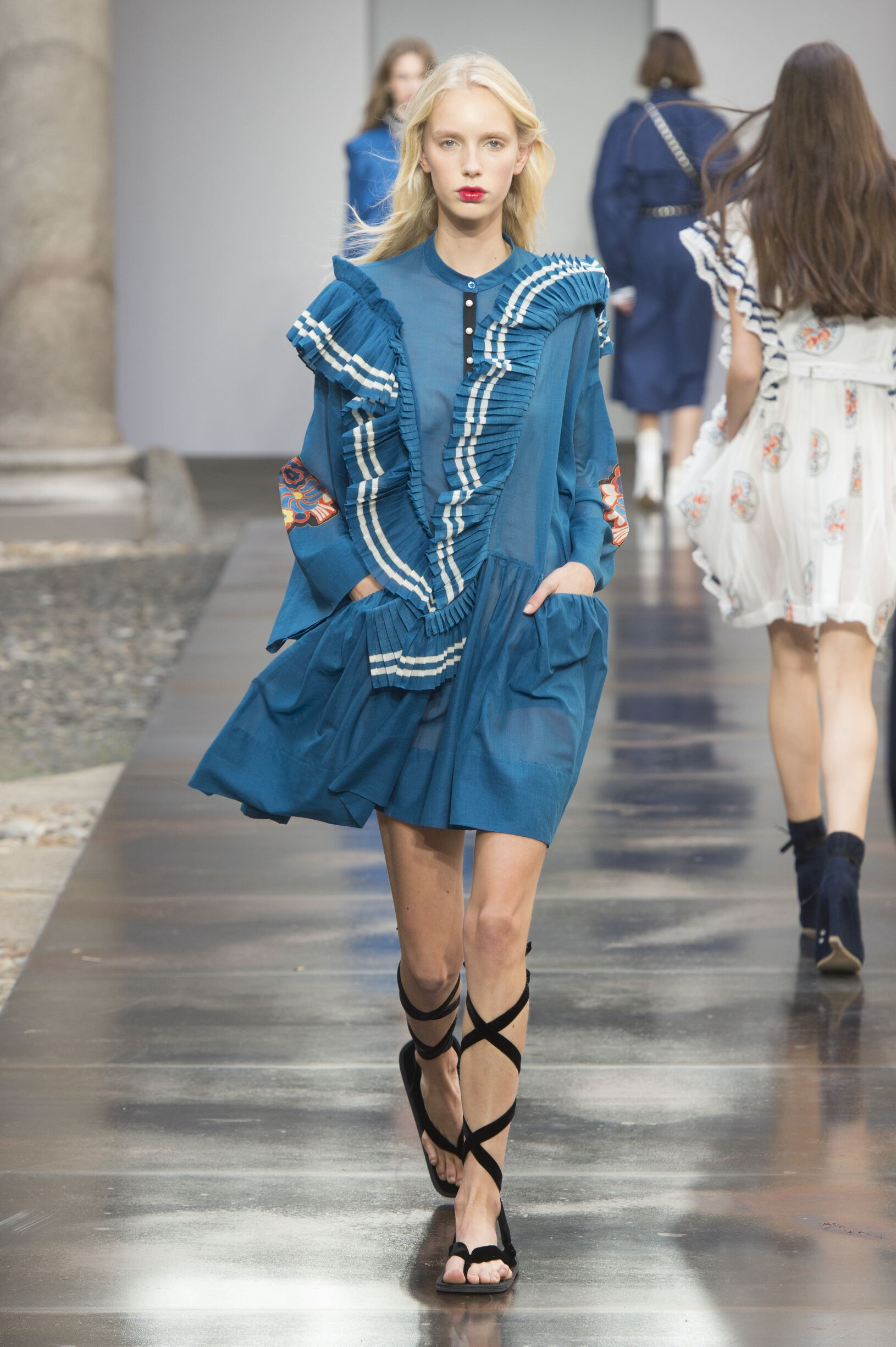 Philosophy di Lorenzo Serafini SS 2018 Womenswear