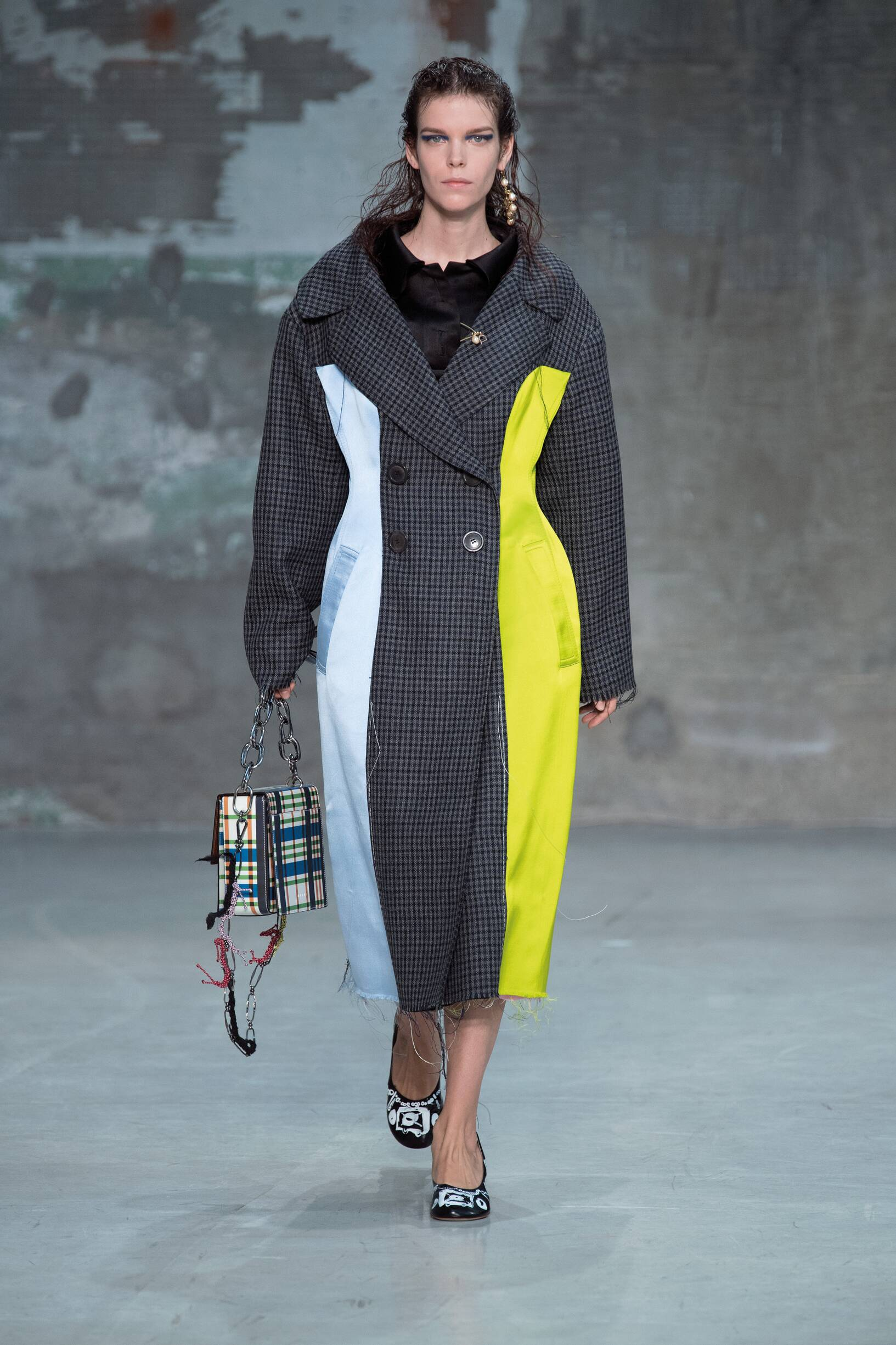 Runway Marni Spring Summer 2018 Women's Collection Milan Fashion Week