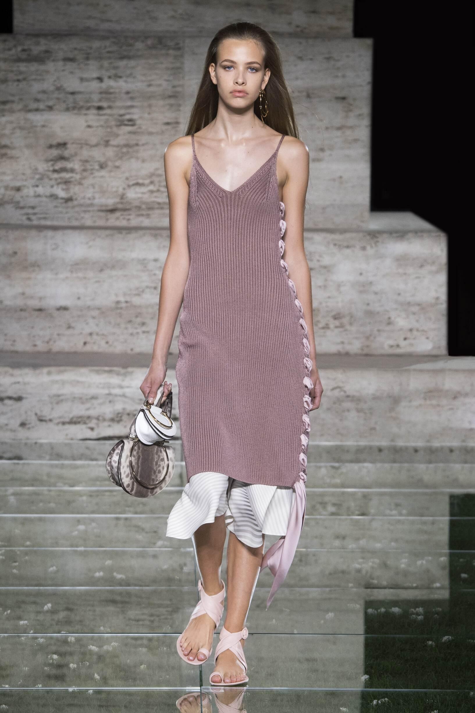 Runway Salvatore Ferragamo Spring Summer 2018 Women's Collection Milan Fashion Week