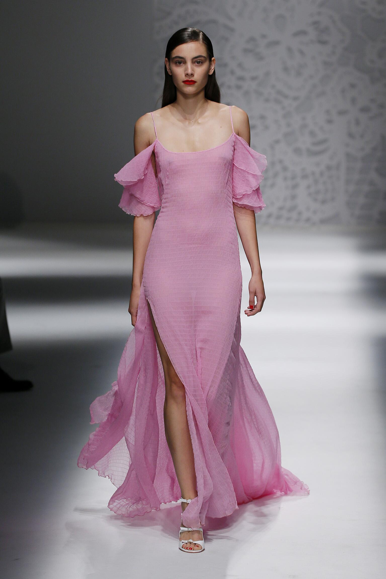 SS 2018 Blumarine Fashion Show Milan