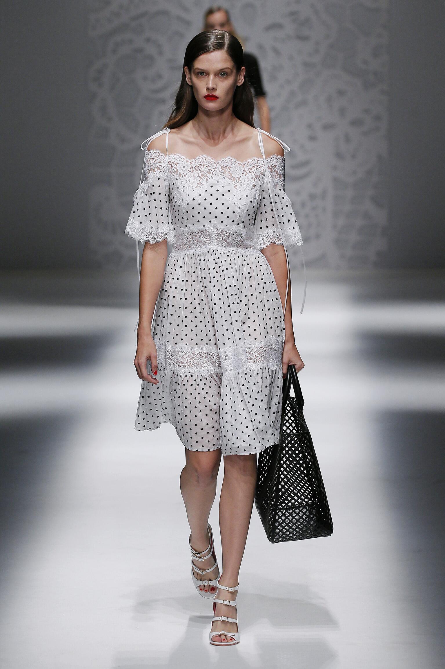 SS 2018 Blumarine Fashion Show