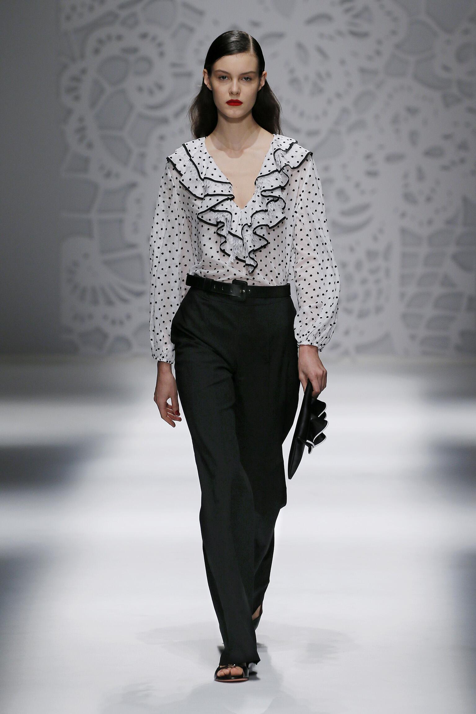 SS 2018 Fashion Show Blumarine