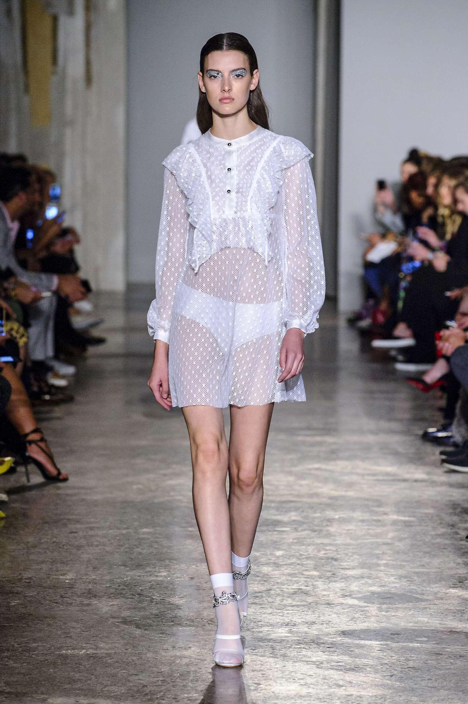 SS 2018 Fashion Show Francesco Scognamiglio