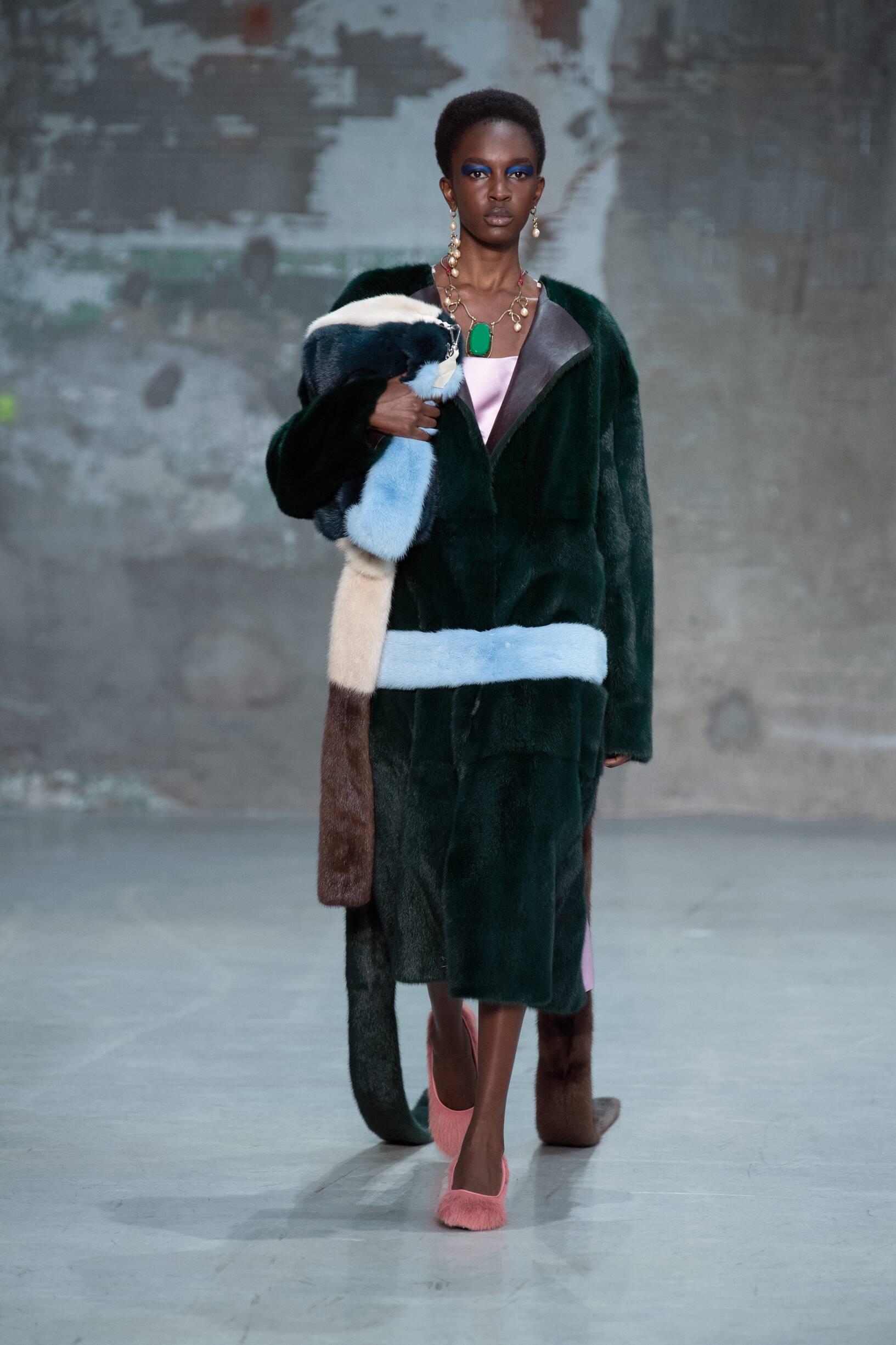 SS 2018 Fashion Show Marni