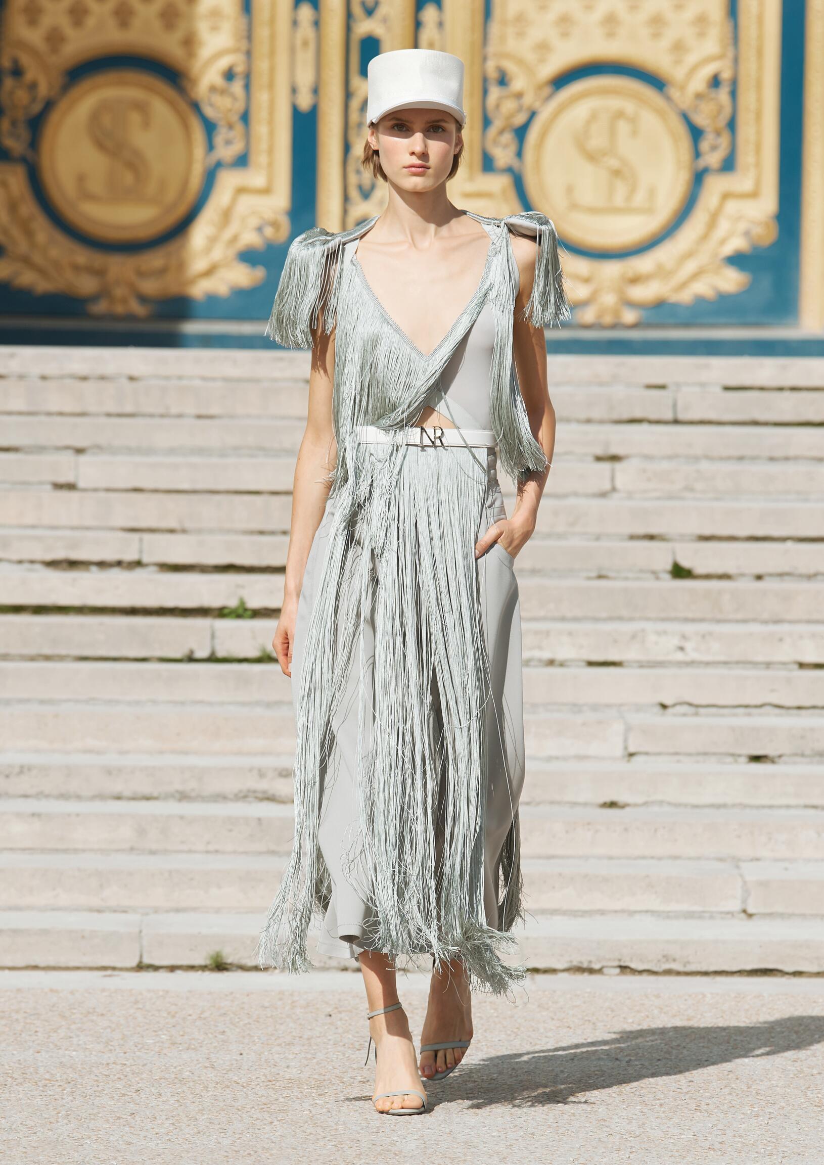 SS 2018 Fashion Show Nina Ricci