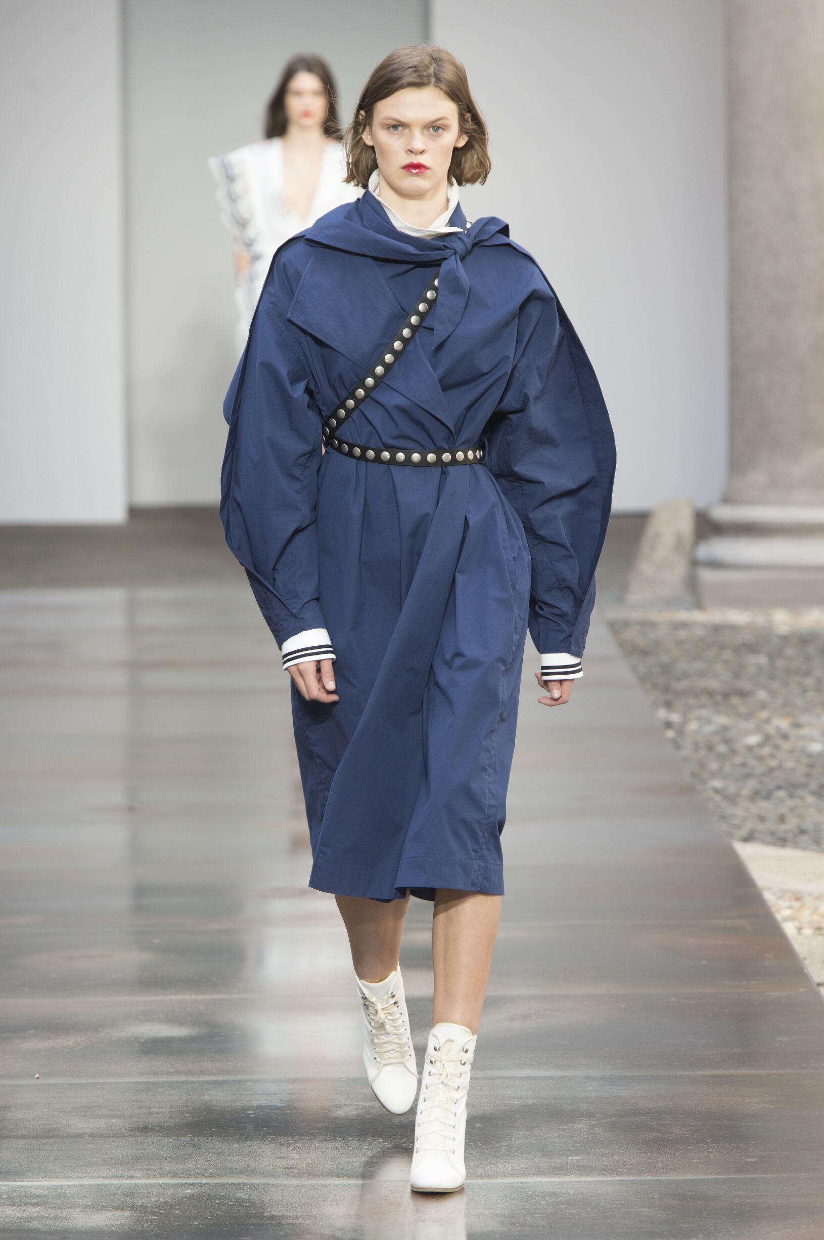 SS 2018 Fashion Show Philosophy di Lorenzo Serafini