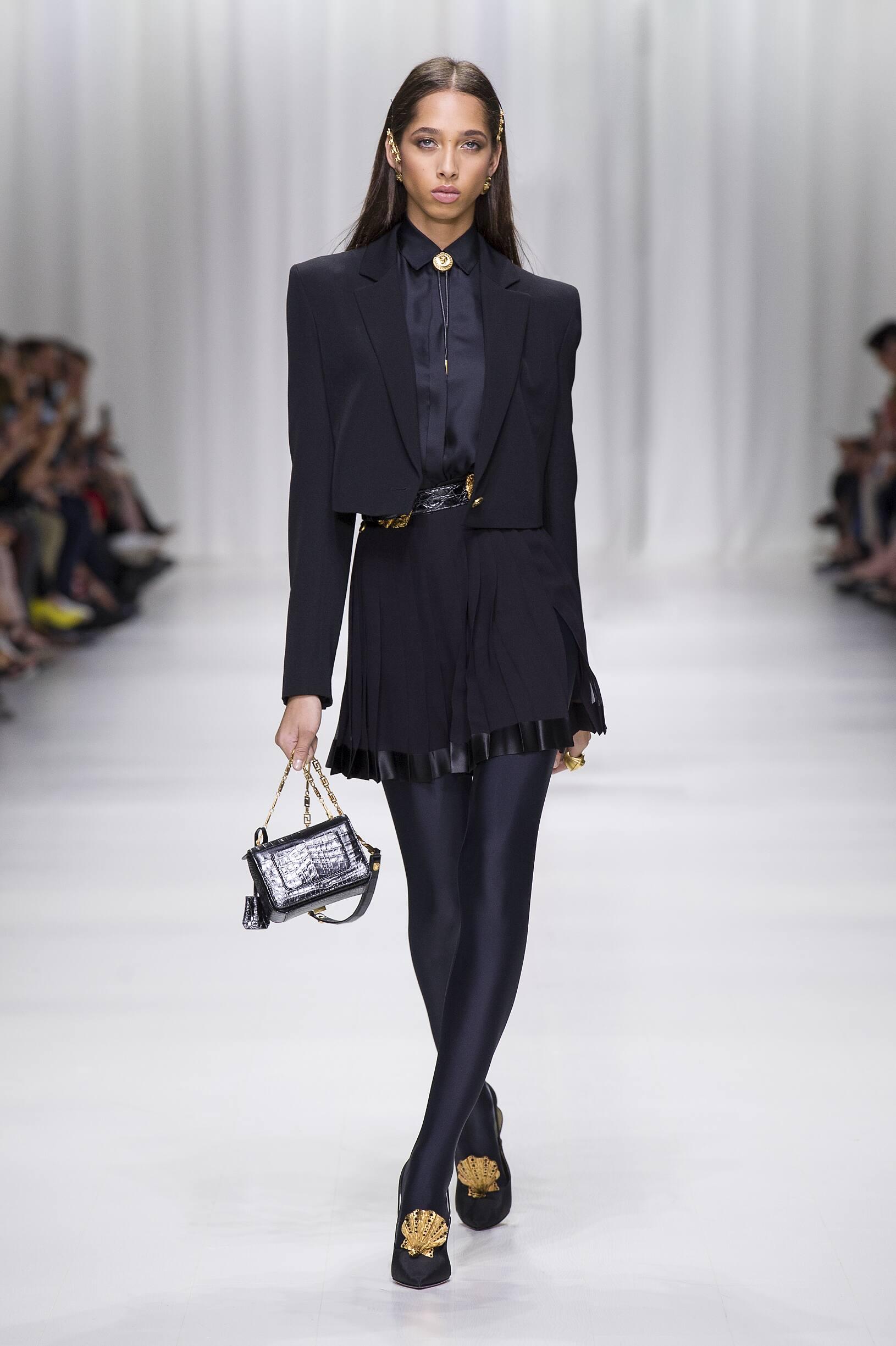 SS 2018 Fashion Show Versace