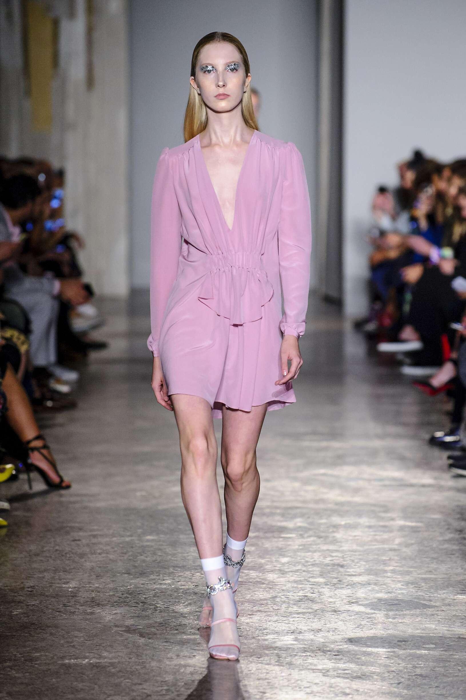 SS 2018 Francesco Scognamiglio Fashion Show