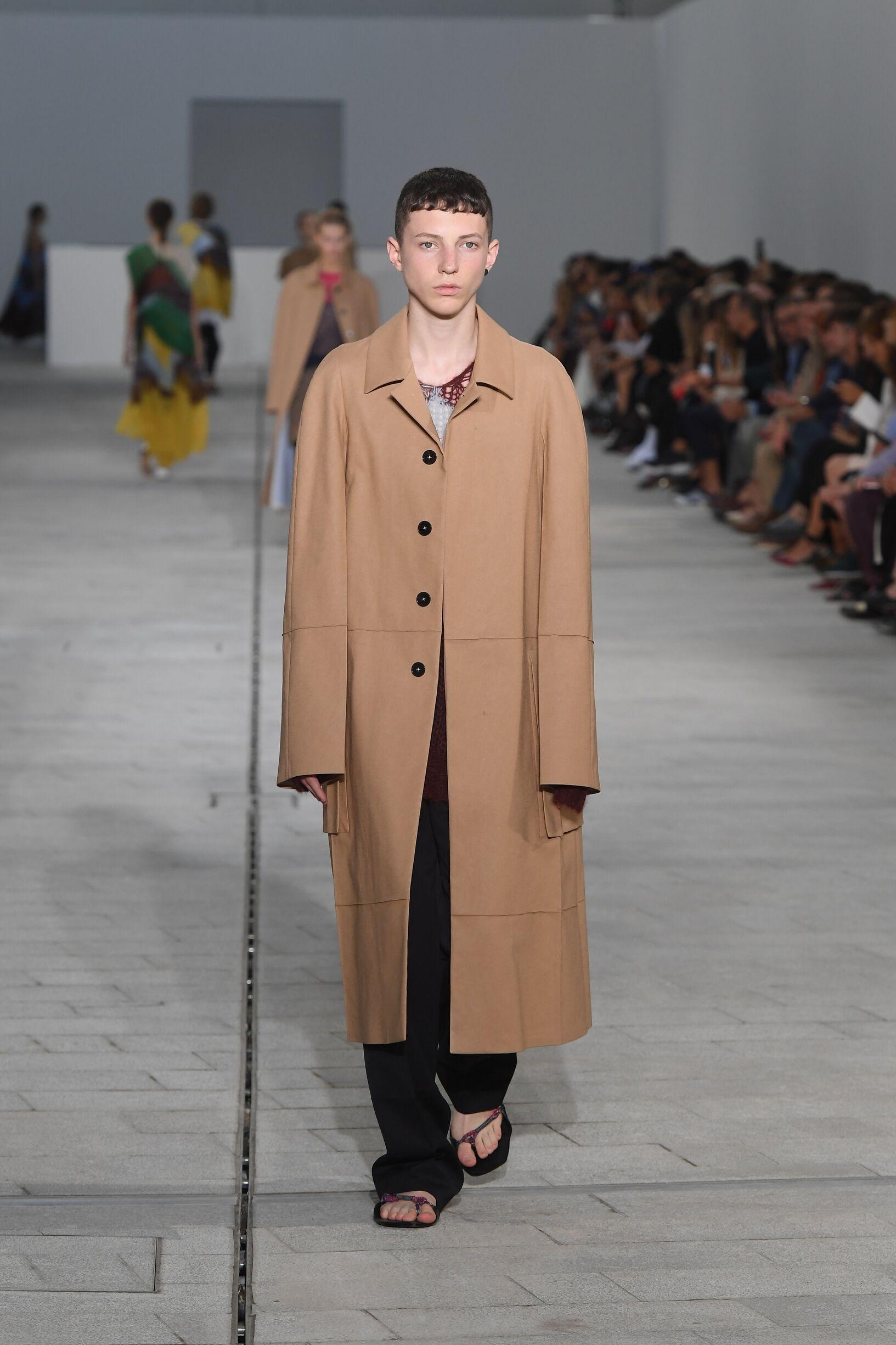 SS 2018 Jil Sander Fashion Show Milan Fashion Week
