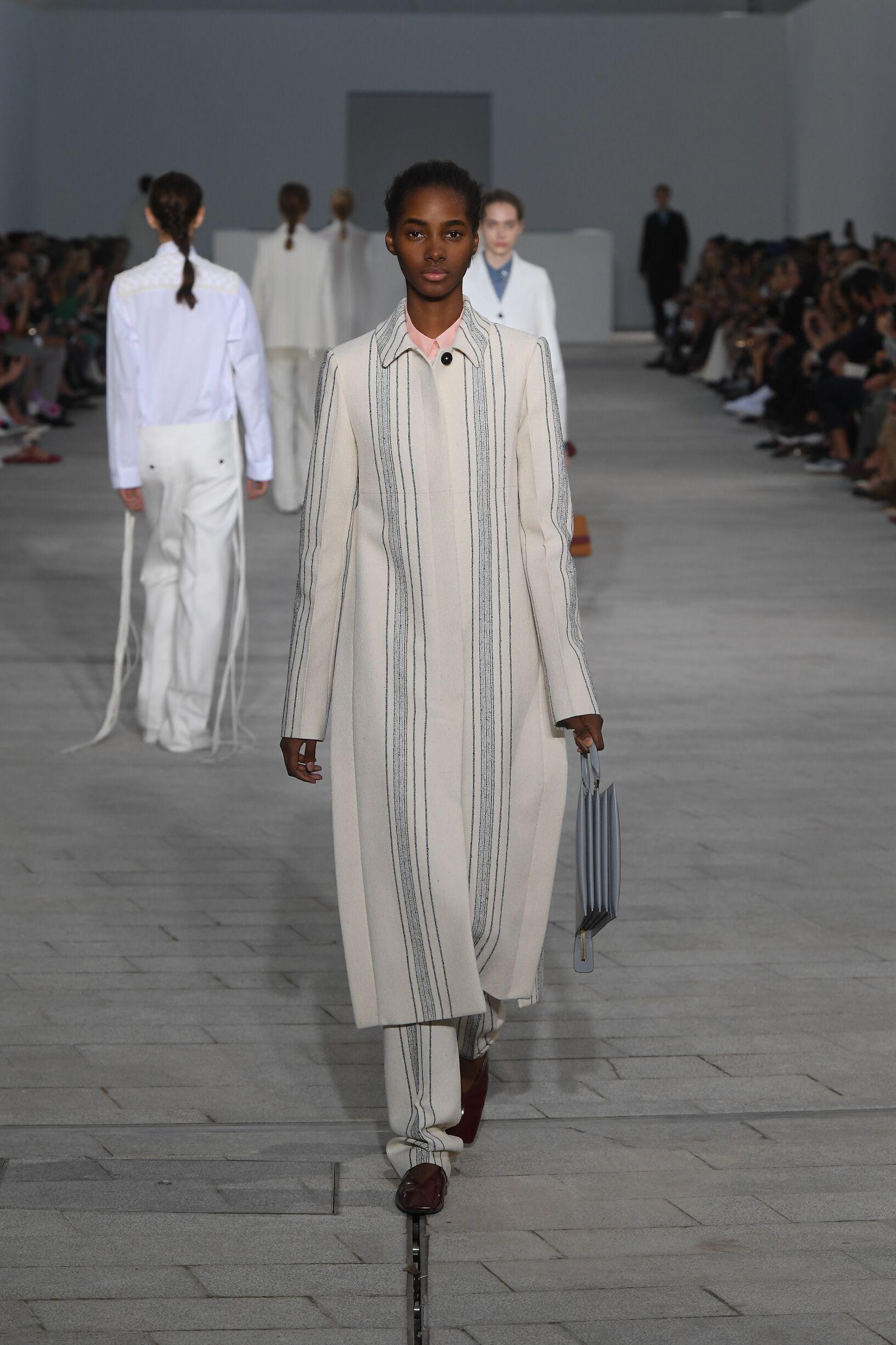 SS 2018 Jil Sander Fashion Show Milan