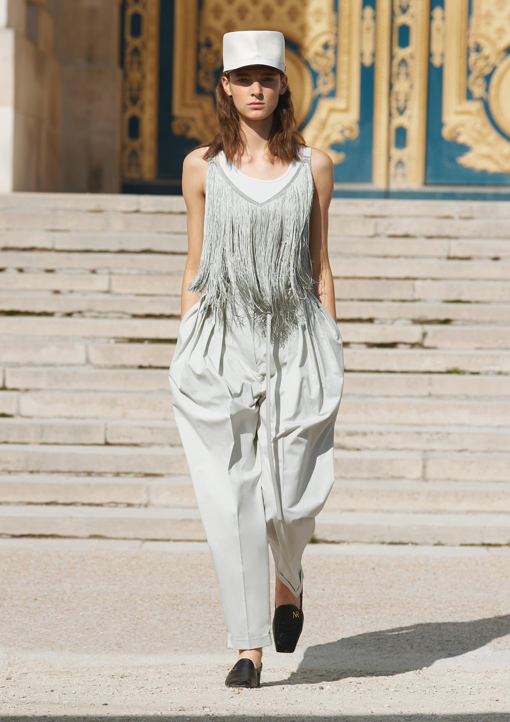 SS 2018 Nina Ricci Fashion Show