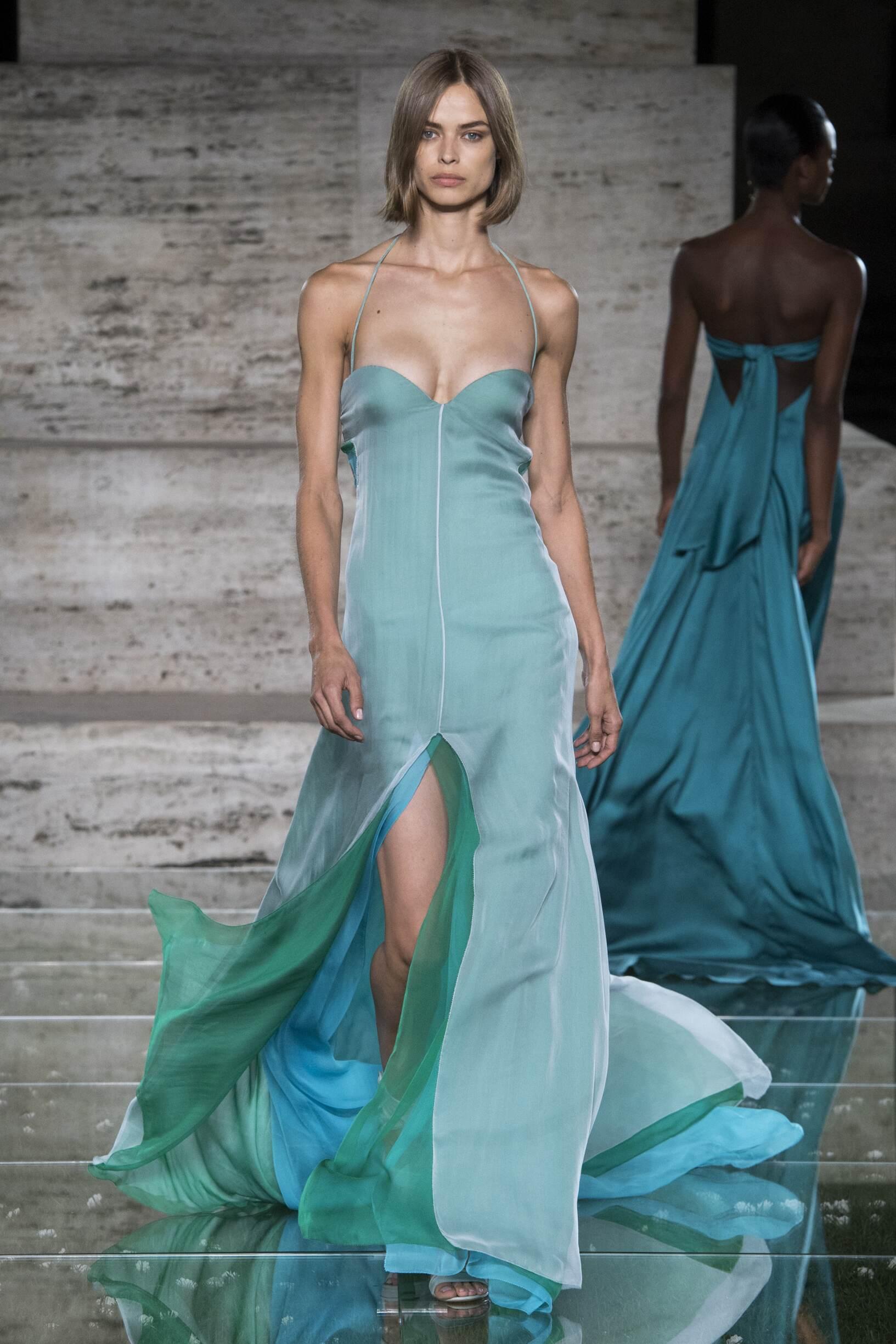 SS 2018 Salvatore Ferragamo Fashion Show Milan Fashion Week