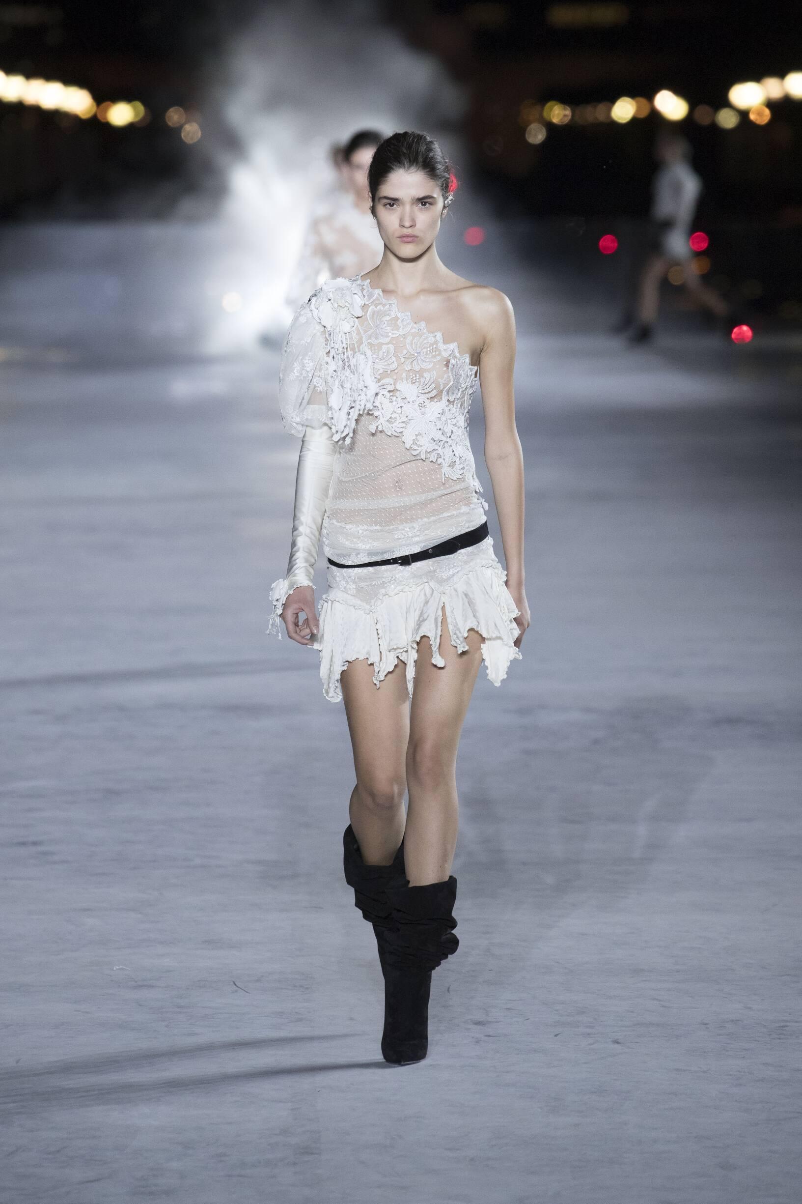 Saint Laurent Womenswear