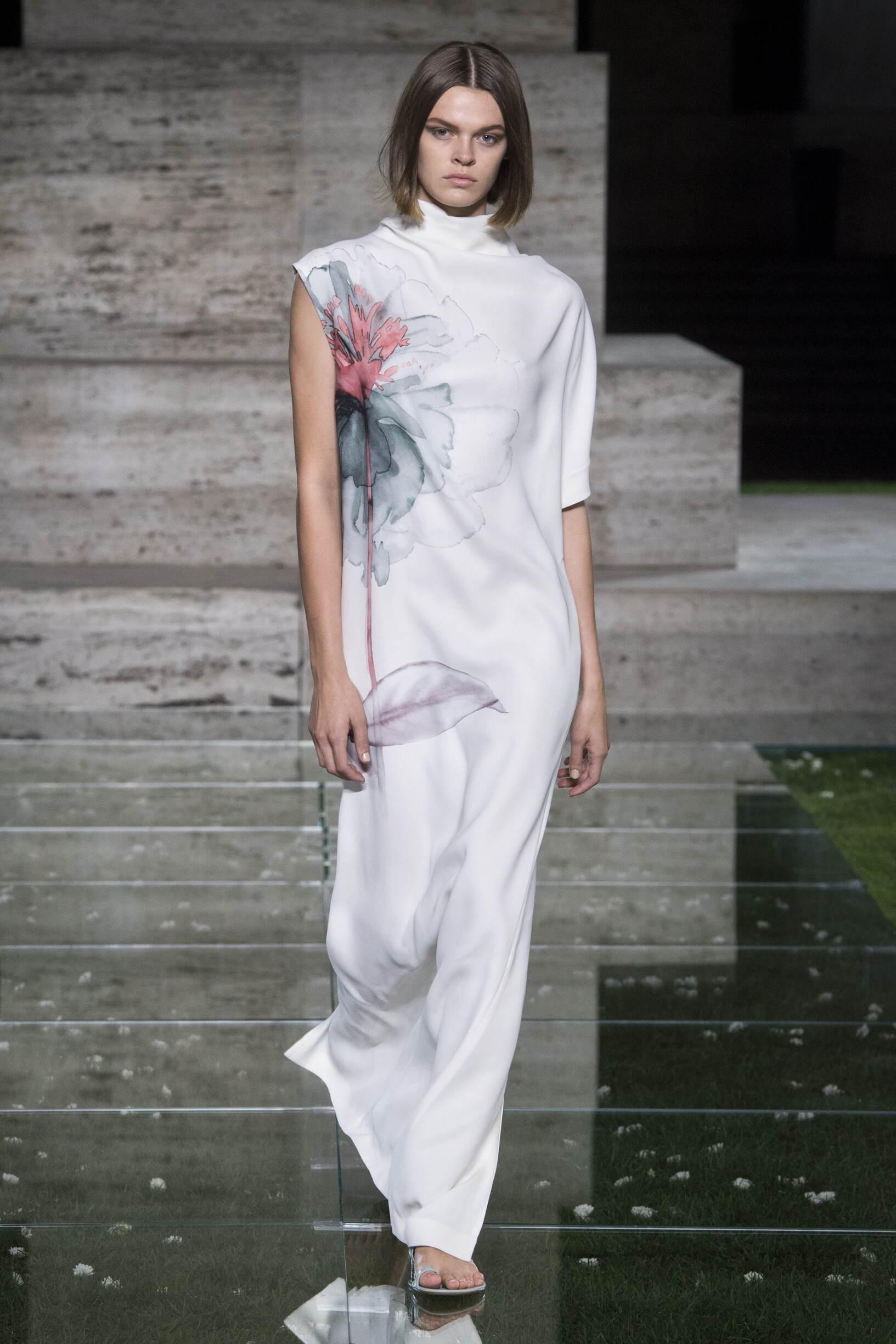 Salvatore Ferragamo 2018 Milan Women Trends